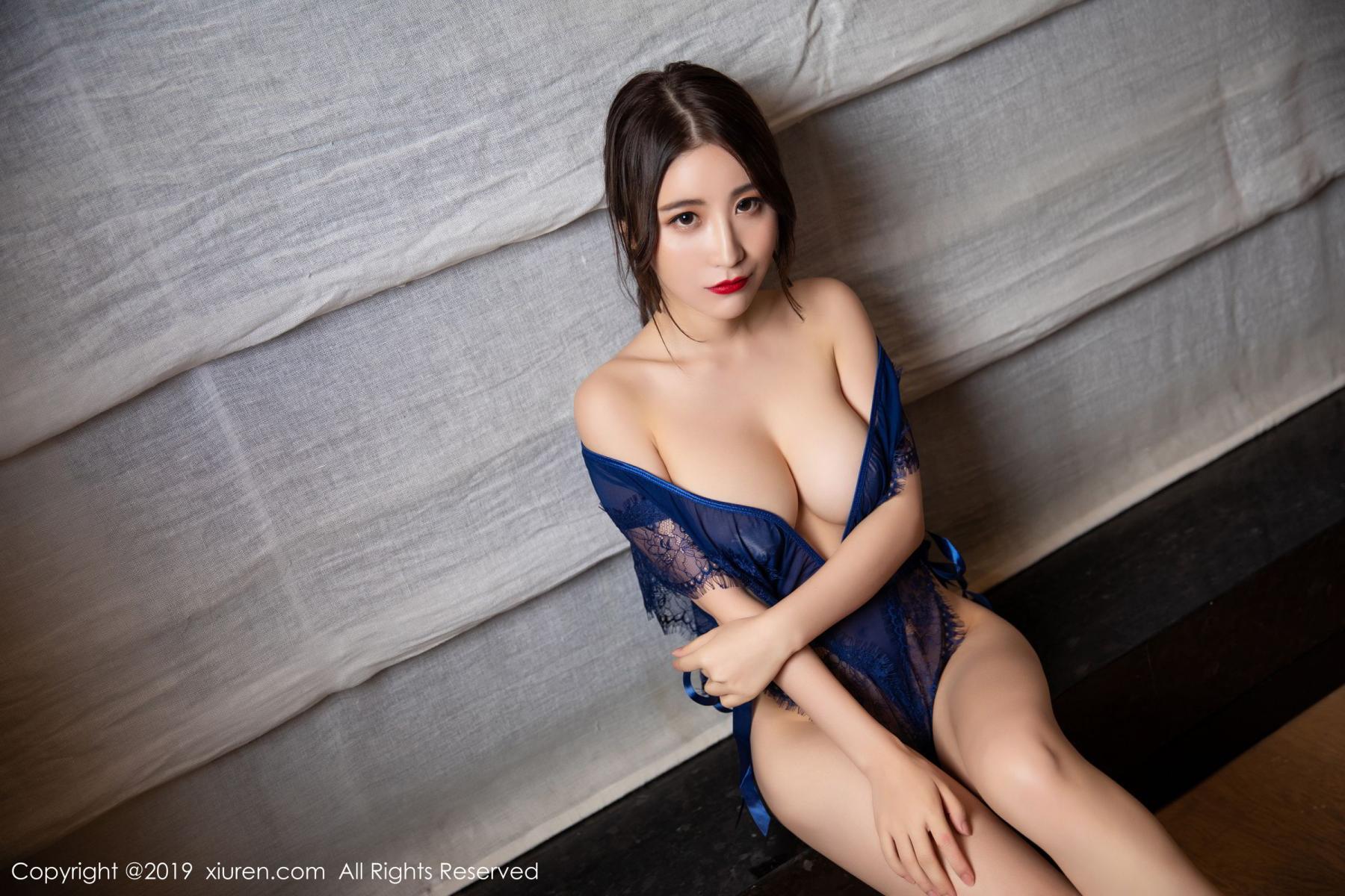 [XiuRen] Vol.1589 Xie Zhi Xin 45P, Sexy, Underwear, Xie Zhi Xin, Xiuren