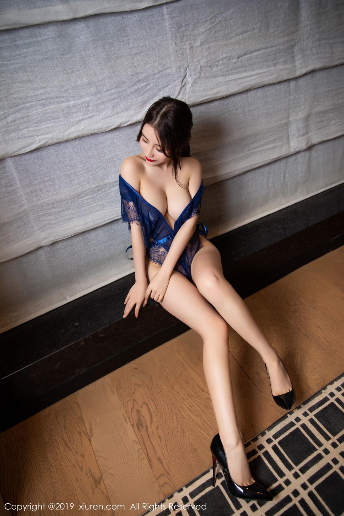 [XiuRen] Vol.1589 Xie Zhi Xin 46P, Sexy, Underwear, Xie Zhi Xin, Xiuren