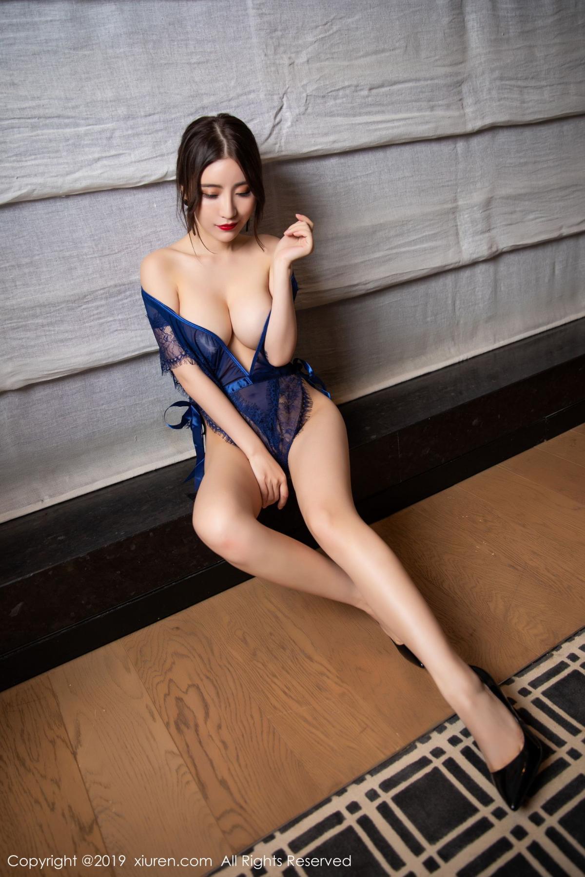 [XiuRen] Vol.1589 Xie Zhi Xin 47P, Sexy, Underwear, Xie Zhi Xin, Xiuren