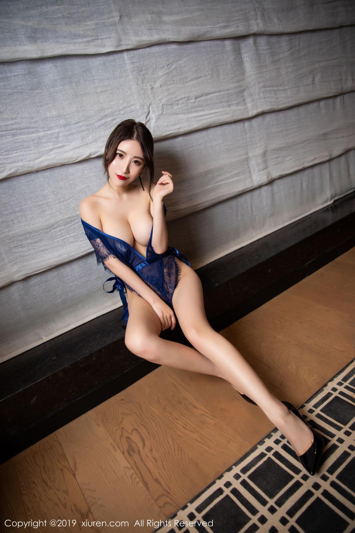 [XiuRen] Vol.1589 Xie Zhi Xin 48P, Sexy, Underwear, Xie Zhi Xin, Xiuren