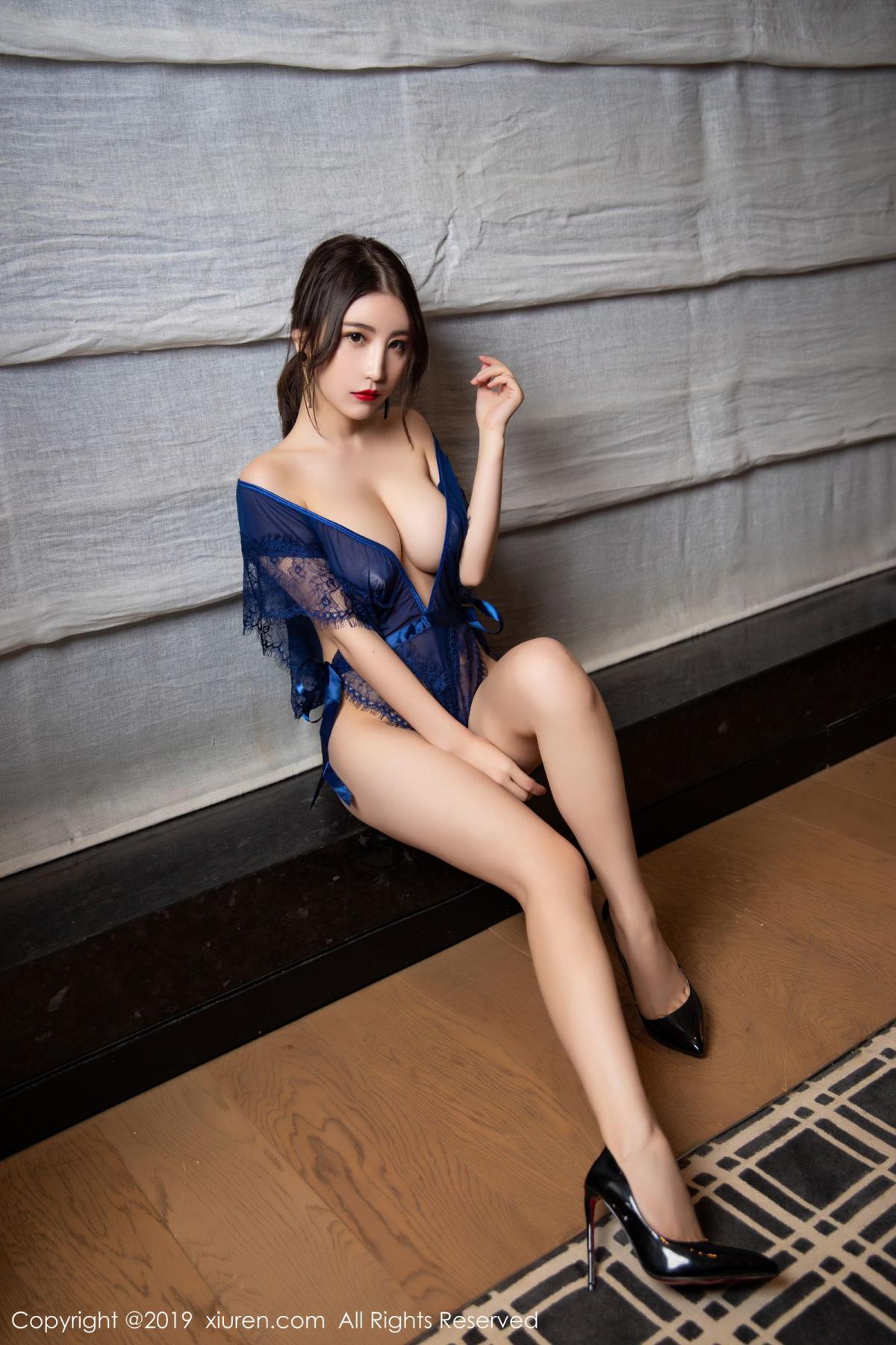 [XiuRen] Vol.1589 Xie Zhi Xin 49P, Sexy, Underwear, Xie Zhi Xin, Xiuren