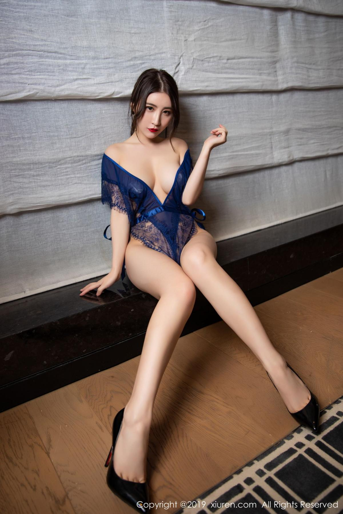 [XiuRen] Vol.1589 Xie Zhi Xin 50P, Sexy, Underwear, Xie Zhi Xin, Xiuren