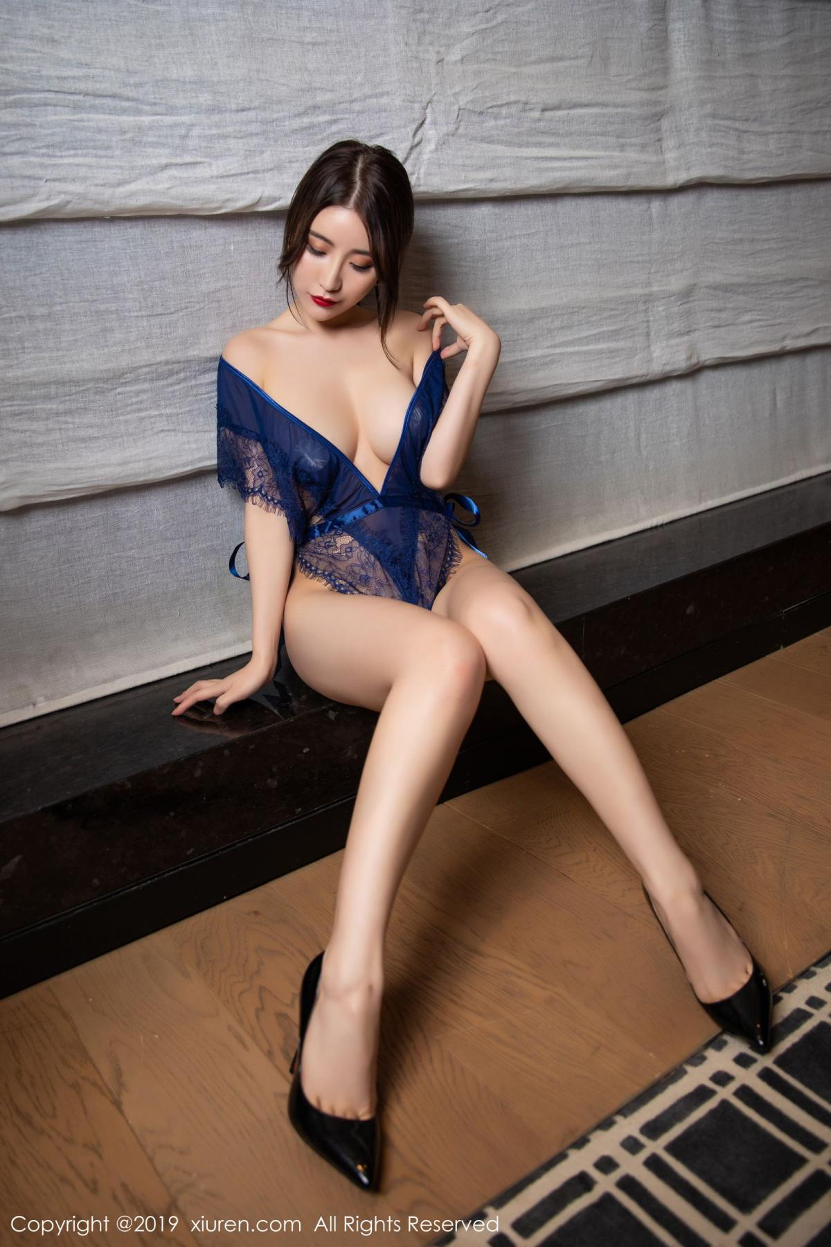 [XiuRen] Vol.1589 Xie Zhi Xin 51P, Sexy, Underwear, Xie Zhi Xin, Xiuren