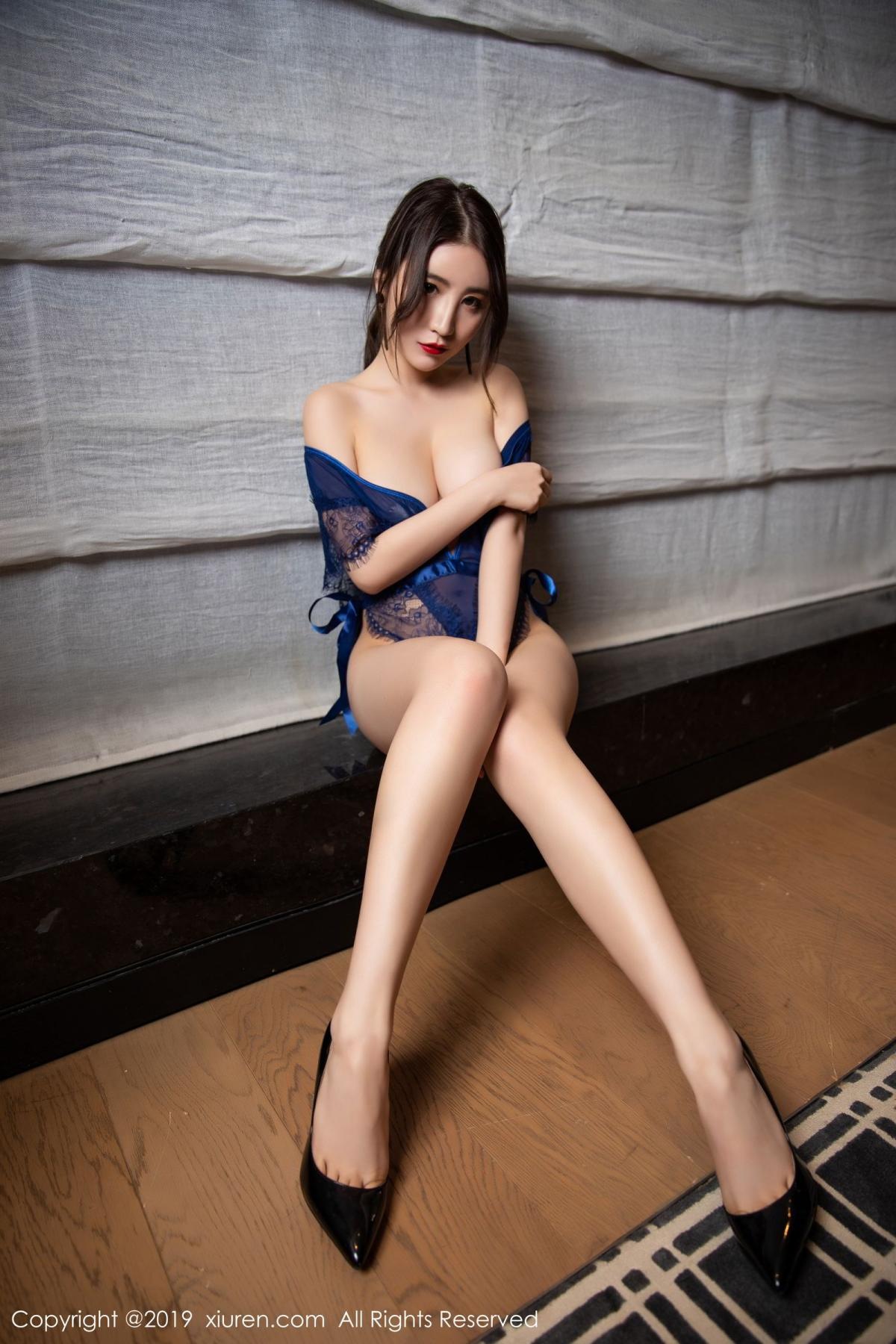 [XiuRen] Vol.1589 Xie Zhi Xin 52P, Sexy, Underwear, Xie Zhi Xin, Xiuren