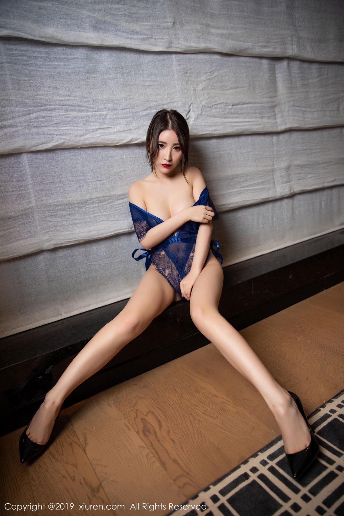 [XiuRen] Vol.1589 Xie Zhi Xin 53P, Sexy, Underwear, Xie Zhi Xin, Xiuren