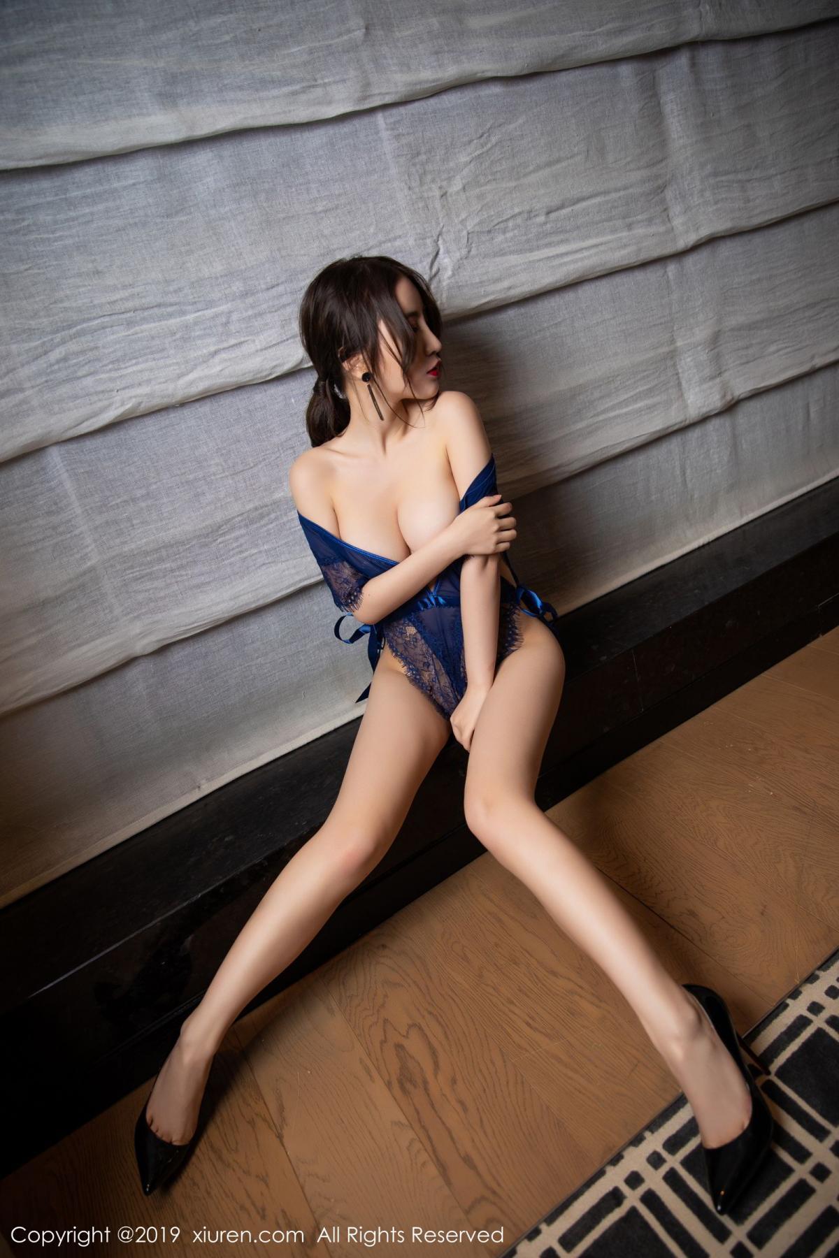 [XiuRen] Vol.1589 Xie Zhi Xin 54P, Sexy, Underwear, Xie Zhi Xin, Xiuren