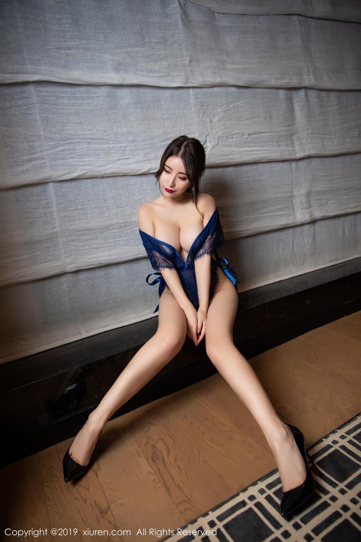 [XiuRen] Vol.1589 Xie Zhi Xin 55P, Sexy, Underwear, Xie Zhi Xin, Xiuren