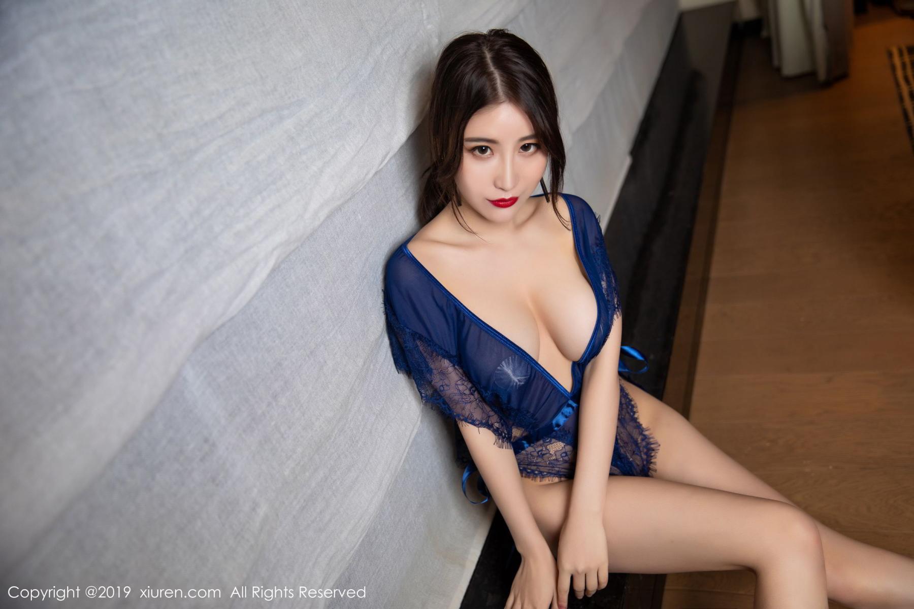 [XiuRen] Vol.1589 Xie Zhi Xin 56P, Sexy, Underwear, Xie Zhi Xin, Xiuren