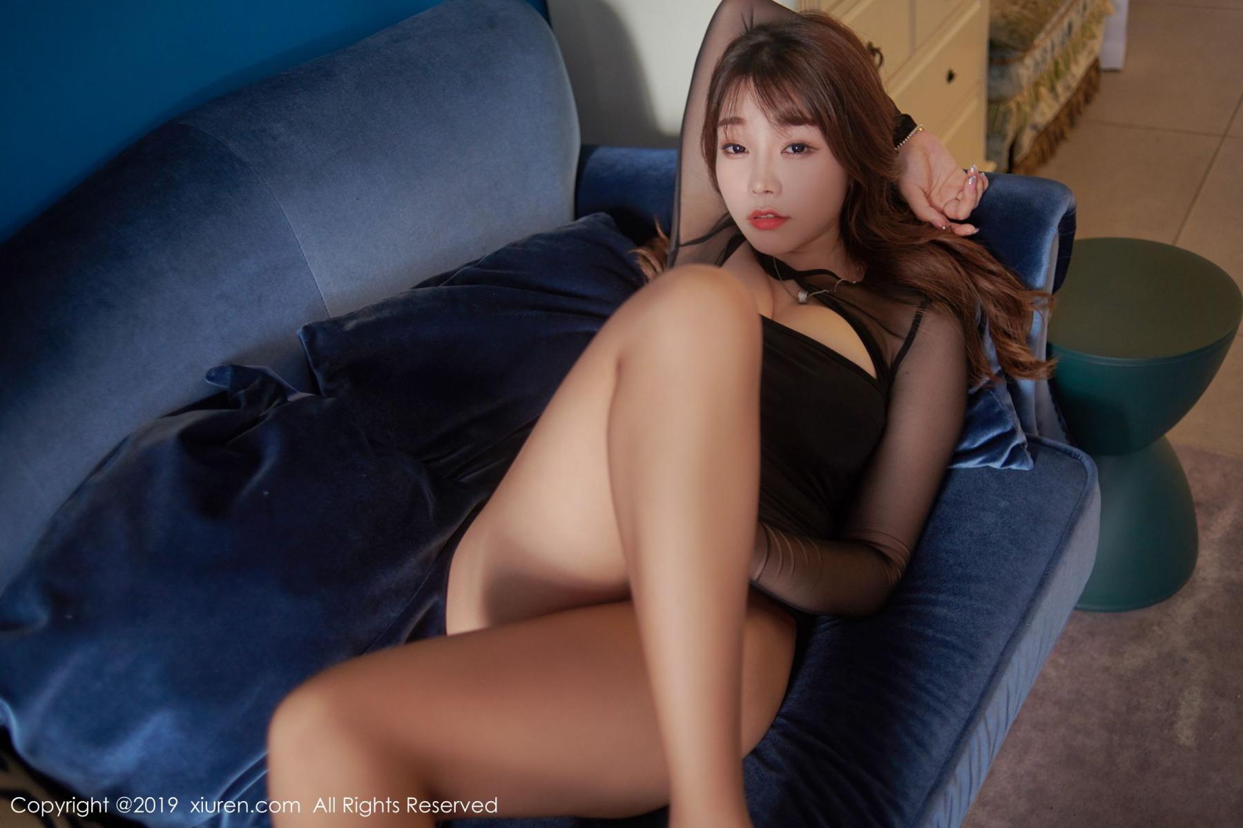 [XiuRen] Vol.1591 Chen Zhi 17P, Big Booty, Chen Zhi, Xiuren