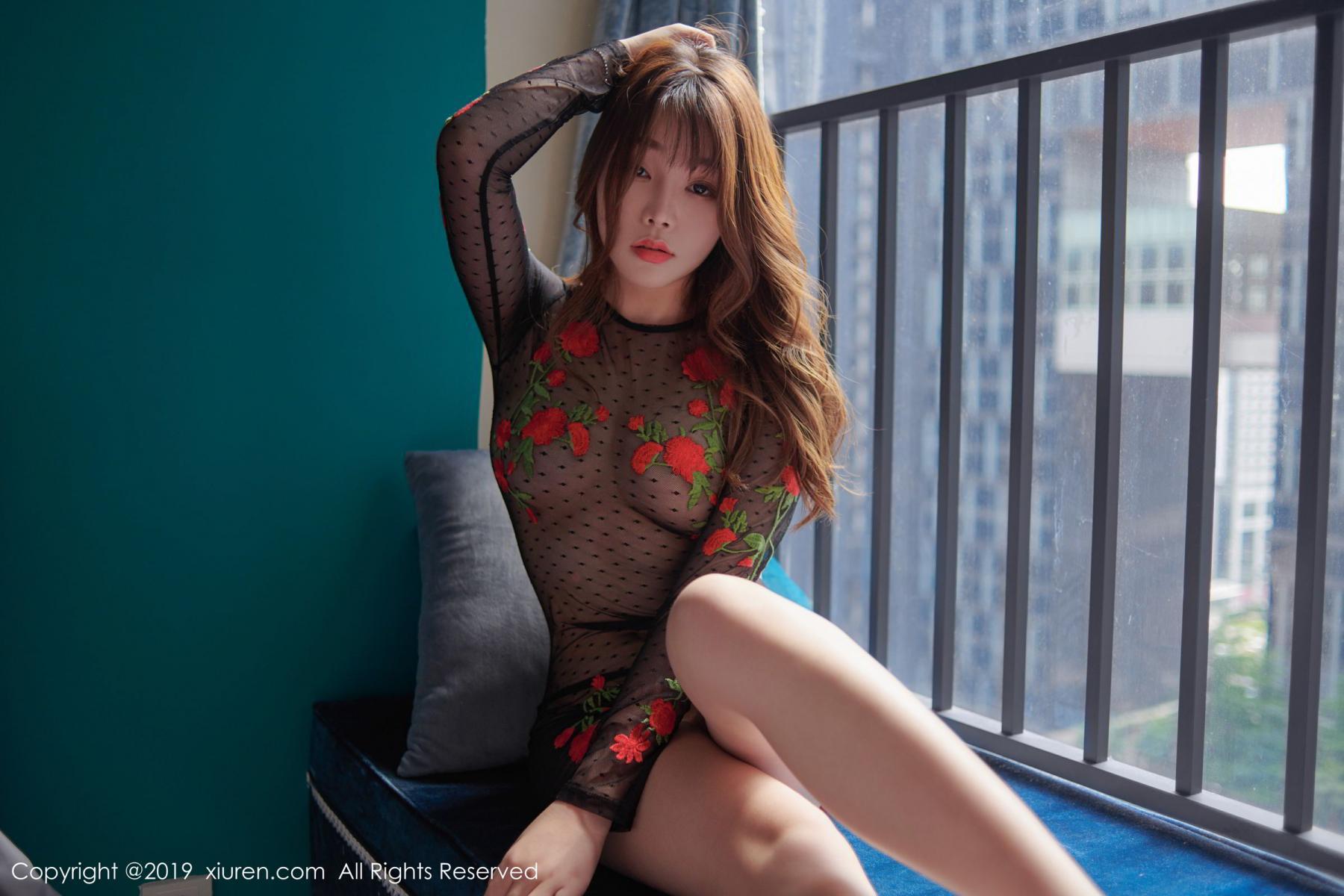 [XiuRen] Vol.1591 Chen Zhi 38P, Big Booty, Chen Zhi, Xiuren