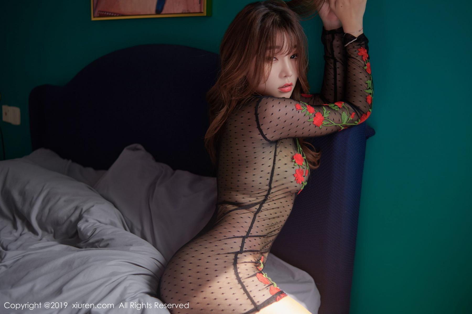 [XiuRen] Vol.1591 Chen Zhi 46P, Big Booty, Chen Zhi, Xiuren