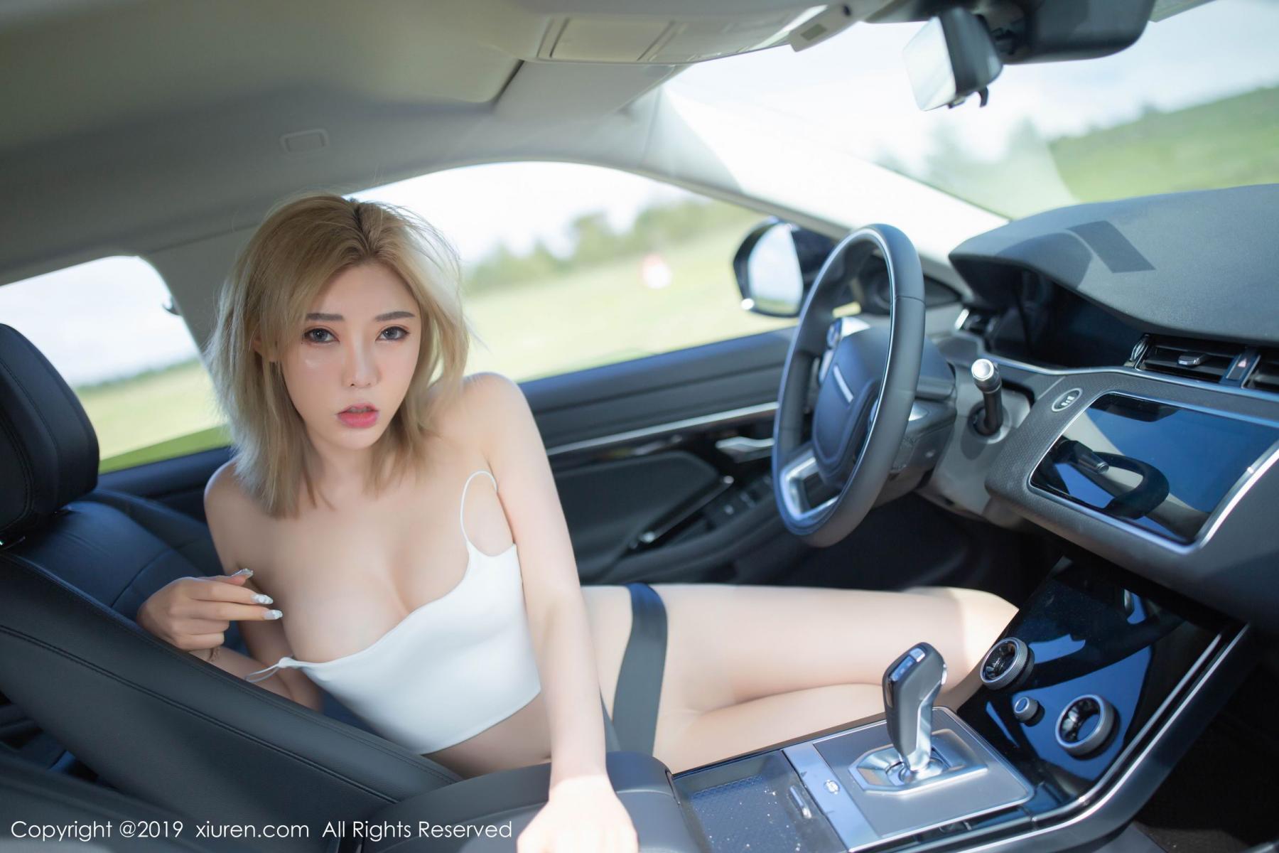 [XiuRen] Vol.1595 Meng Han Yao 23P, Meng Han Yao, Outdoor, Xiuren
