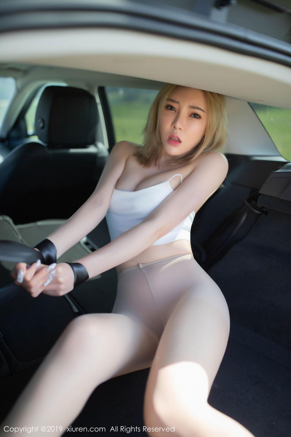[XiuRen] Vol.1595 Meng Han Yao 46P, Meng Han Yao, Outdoor, Xiuren