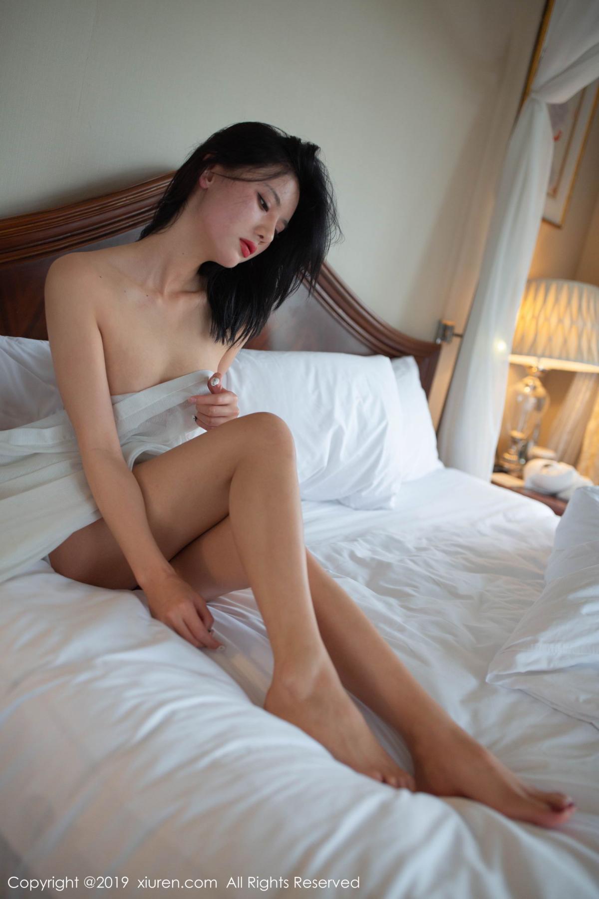 [XiuRen] Vol.1597 Jiu Shi A Zhu 16P, Adult, Jiu Shi A Zhu, Slim, Xiuren