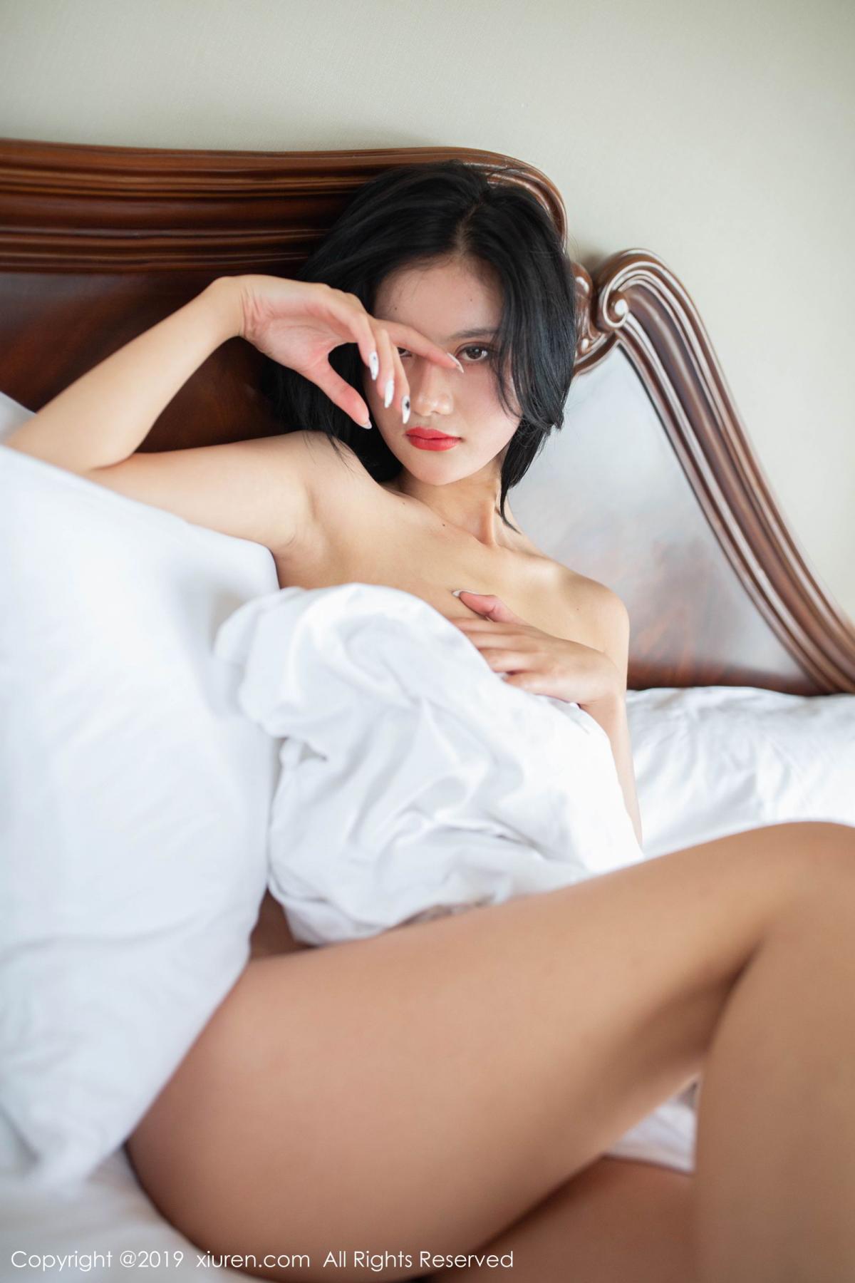 [XiuRen] Vol.1597 Jiu Shi A Zhu 4P, Adult, Jiu Shi A Zhu, Slim, Xiuren