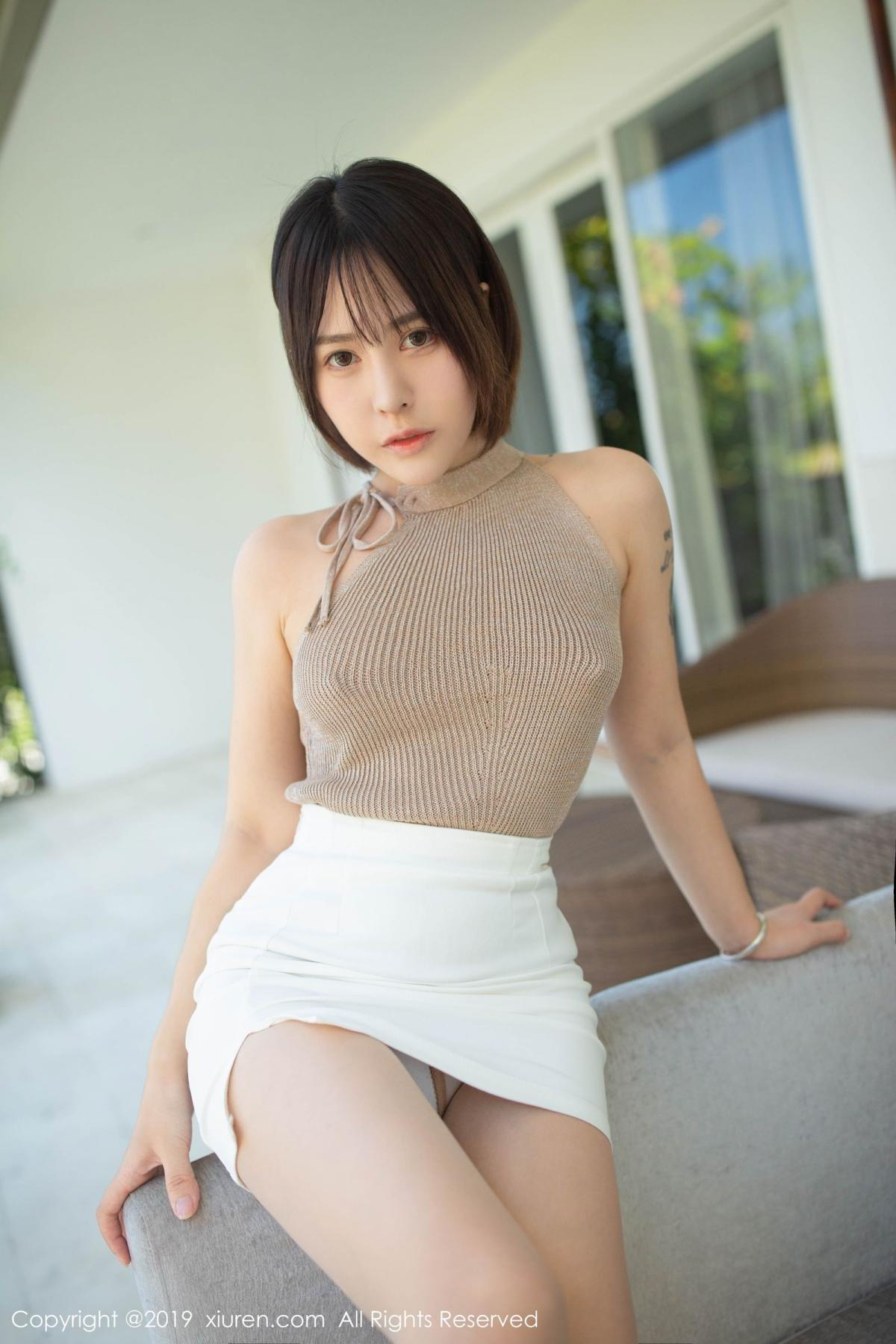 [XiuRen] Vol.1598 Evelyn Ai Li 10P, Evelyn Ai Li, Sexy, Xiuren