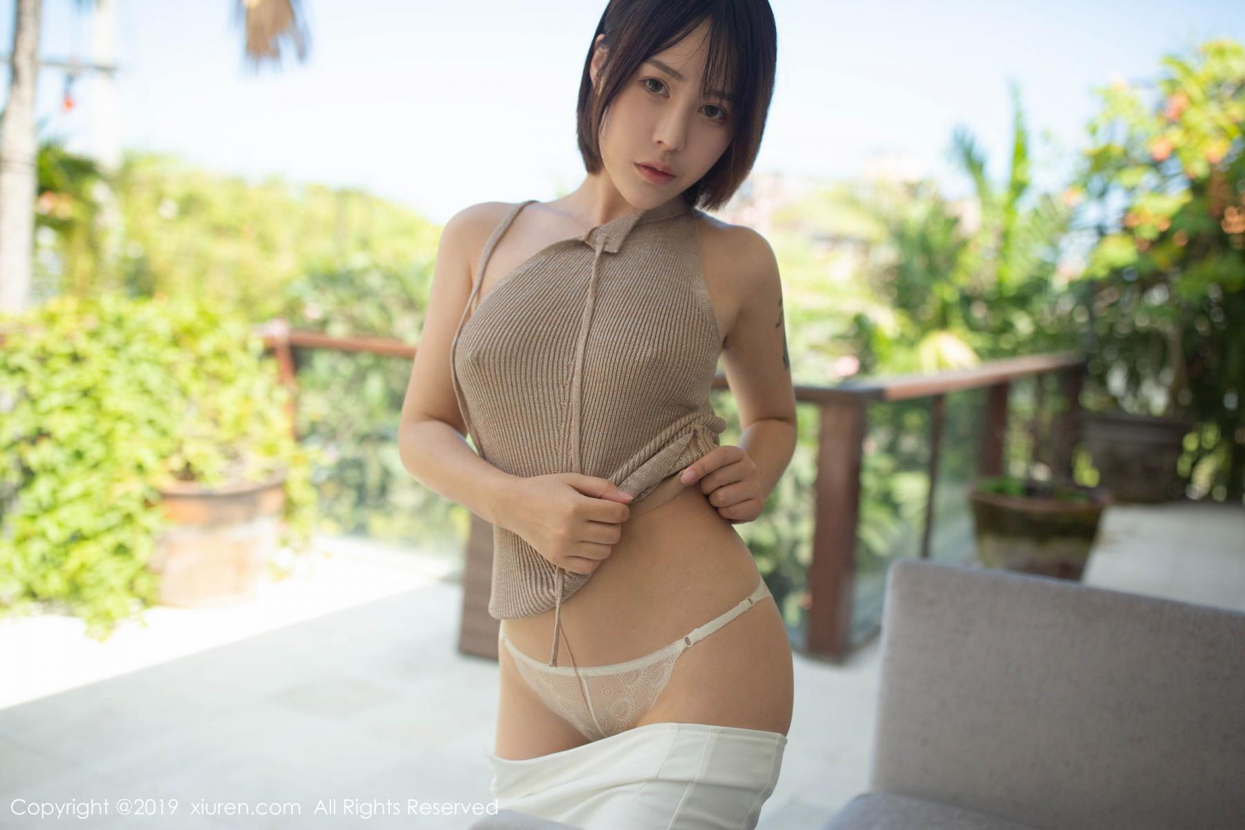 [XiuRen] Vol.1598 Evelyn Ai Li 2P, Evelyn Ai Li, Sexy, Xiuren