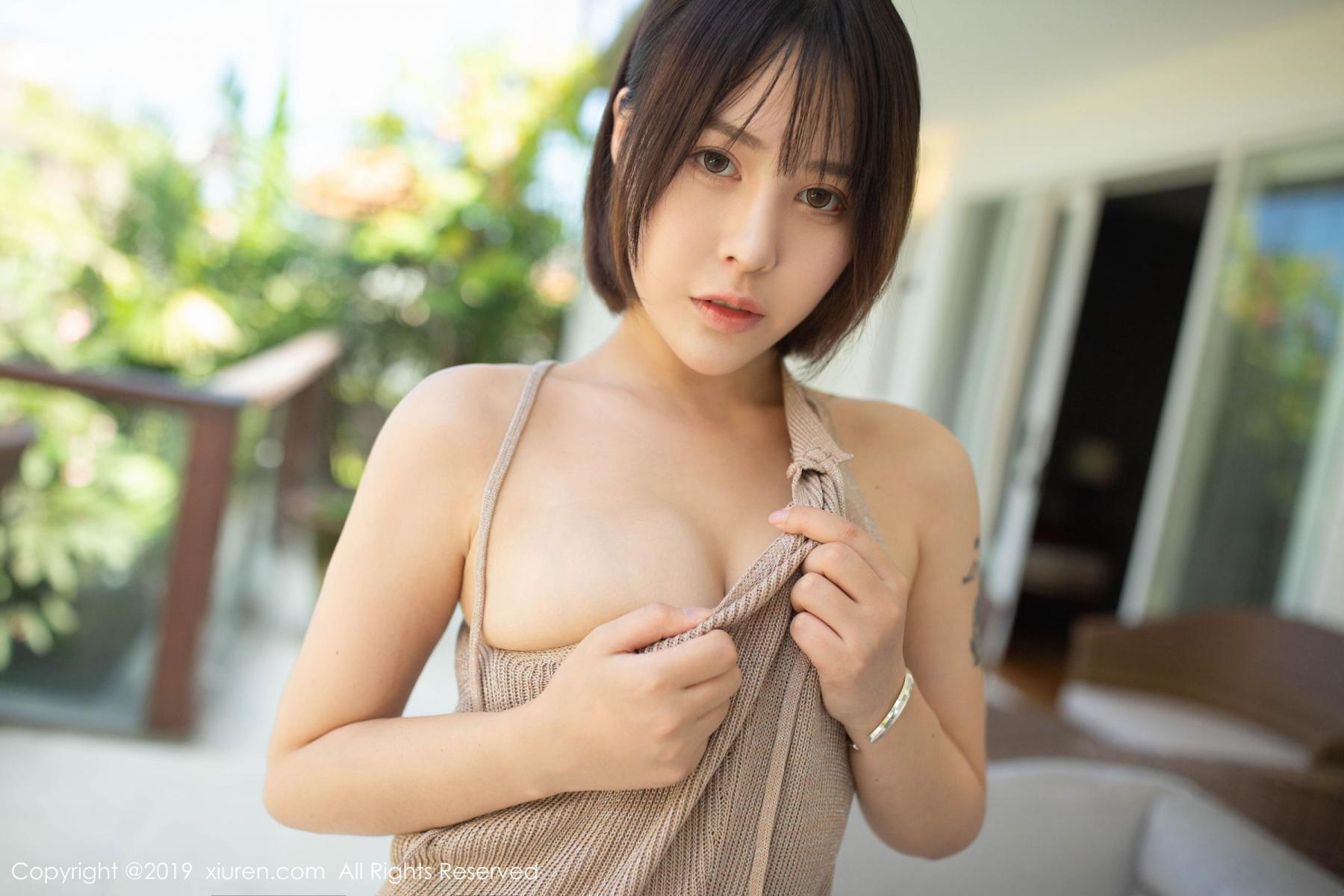 [XiuRen] Vol.1598 Evelyn Ai Li 9P, Evelyn Ai Li, Sexy, Xiuren