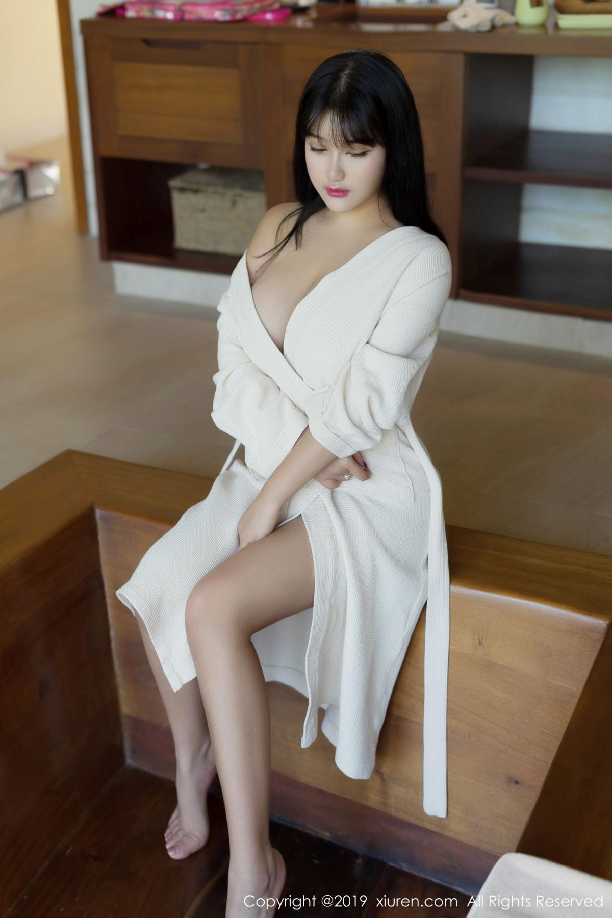 [XiuRen] Vol.1603 Lu Lu Xiao Miao 30P, Lu Lu Xiao Miao, Underwear, Xiuren