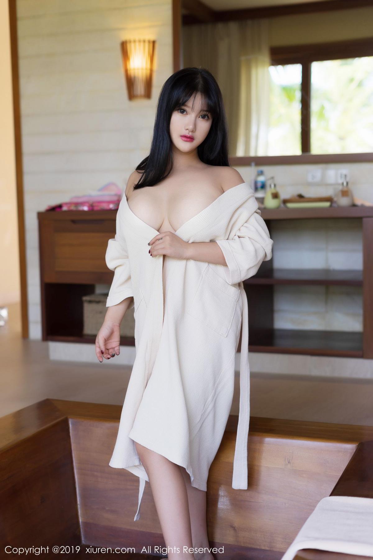 [XiuRen] Vol.1603 Lu Lu Xiao Miao 35P, Lu Lu Xiao Miao, Underwear, Xiuren