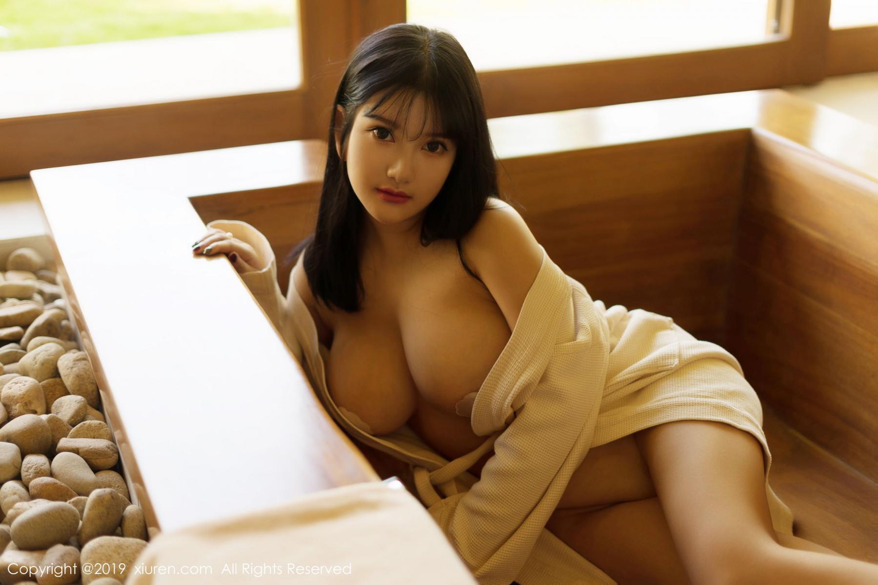 [XiuRen] Vol.1603 Lu Lu Xiao Miao 44P, Lu Lu Xiao Miao, Underwear, Xiuren