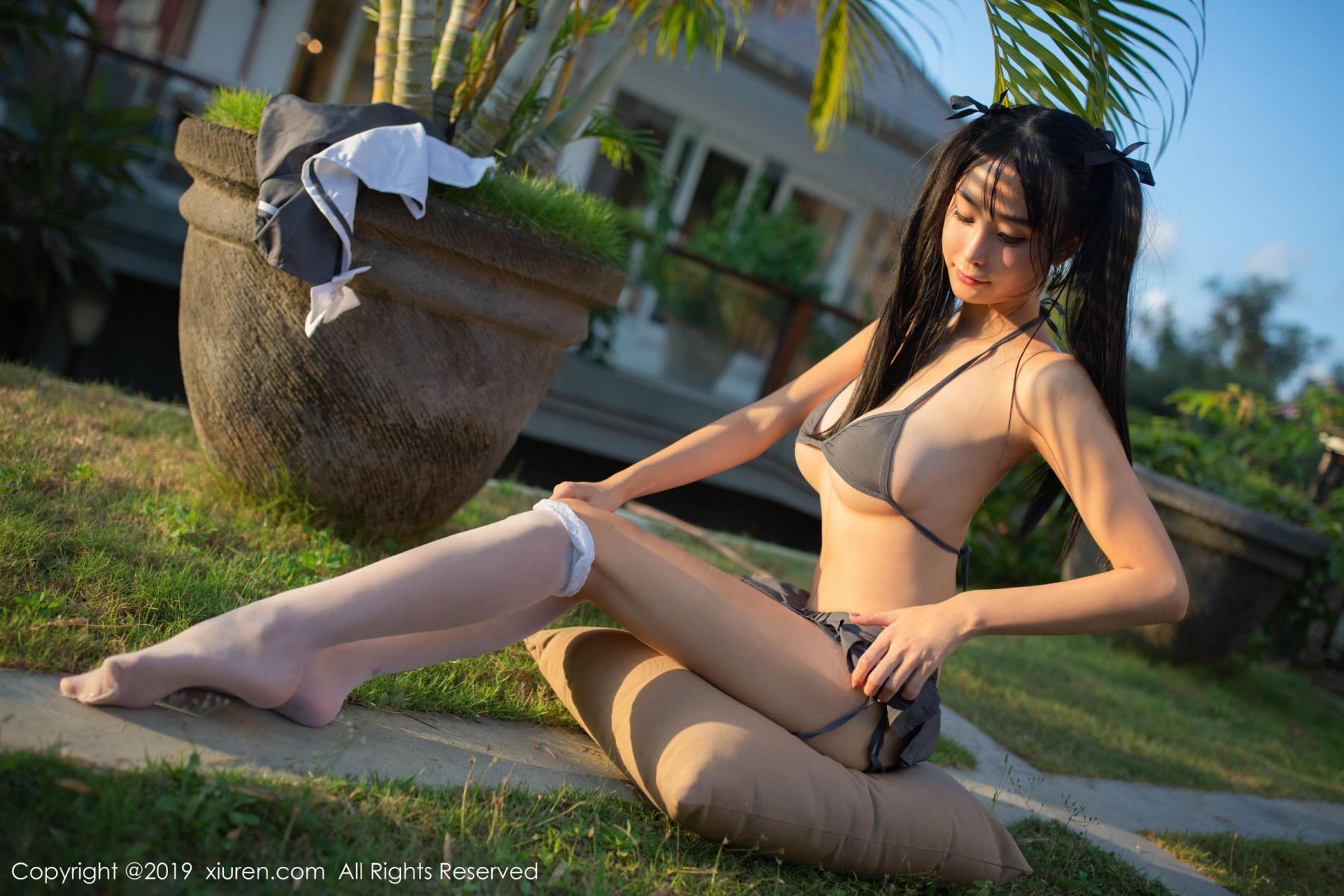 [XiuRen] Vol.1604 Liu Yi Lei 45P, Bikini, Liu Yi Lei, Xiuren