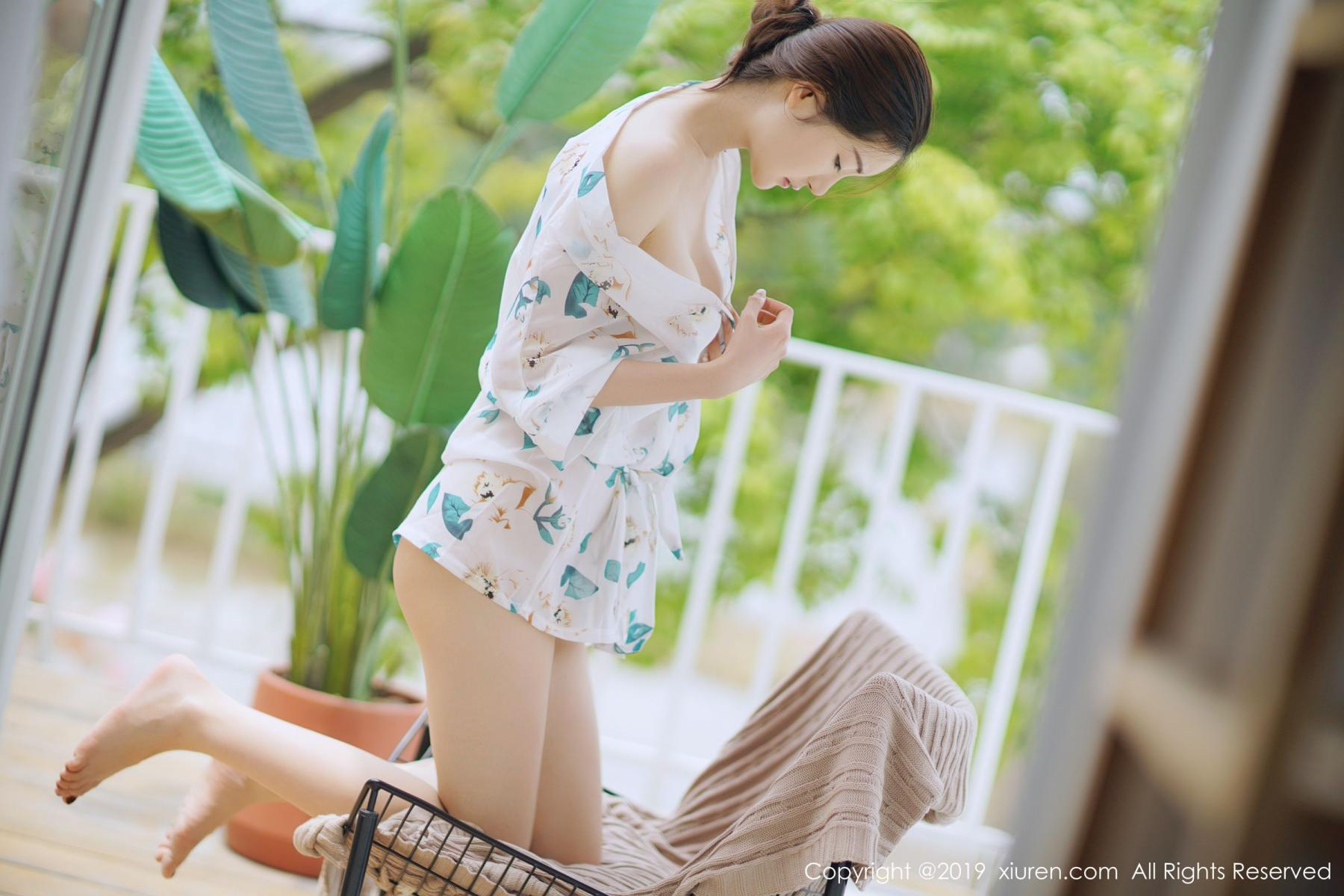 [XiuRen] Vol.1613 Shen Meng Yao 24P, Fair Skin, Shen Meng Yao, Tall, Xiuren