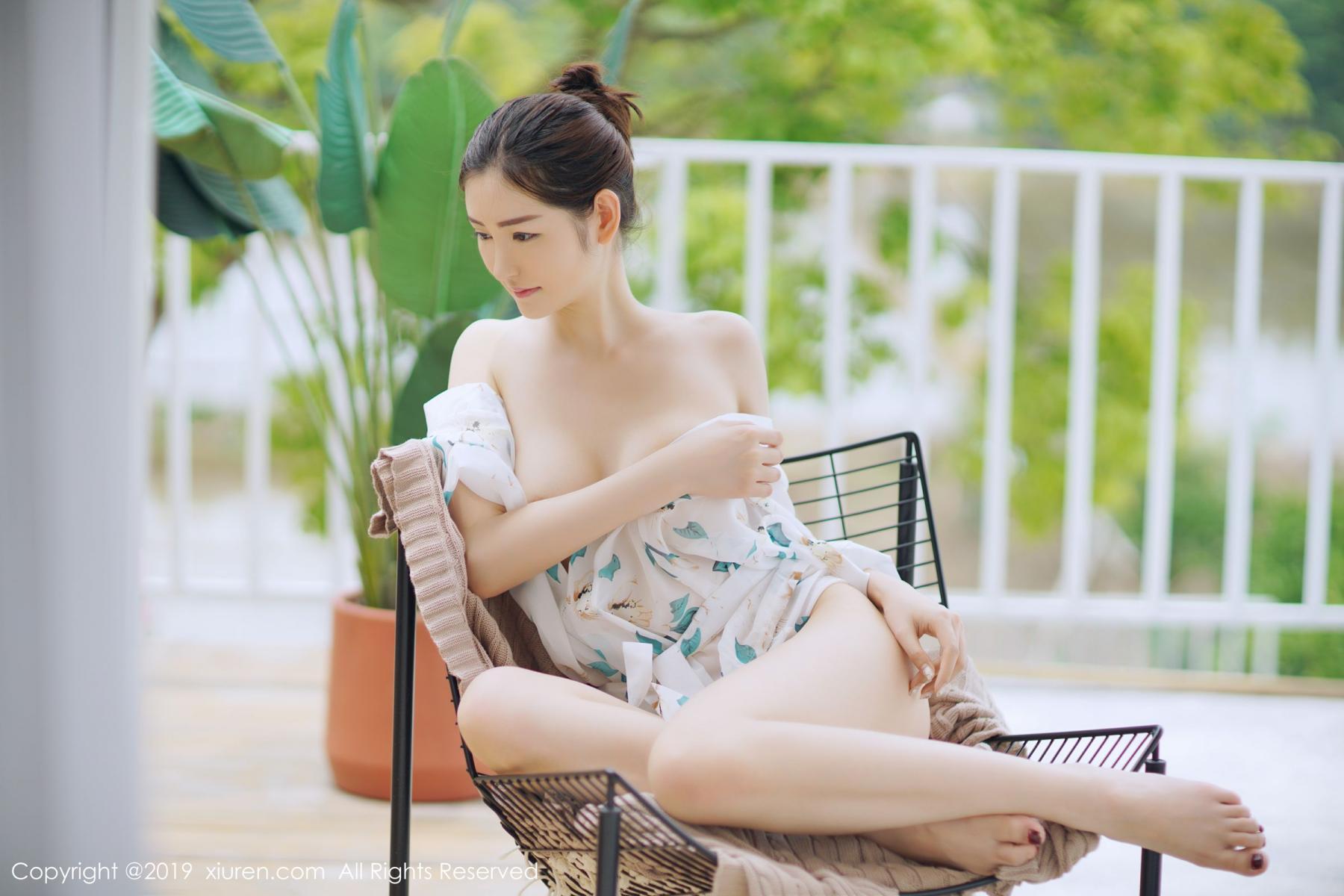 [XiuRen] Vol.1613 Shen Meng Yao 38P, Fair Skin, Shen Meng Yao, Tall, Xiuren