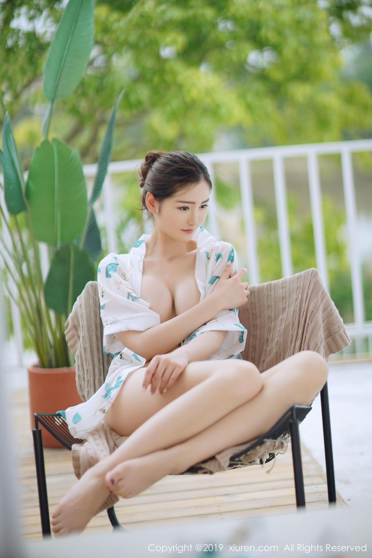 [XiuRen] Vol.1613 Shen Meng Yao 45P, Fair Skin, Shen Meng Yao, Tall, Xiuren