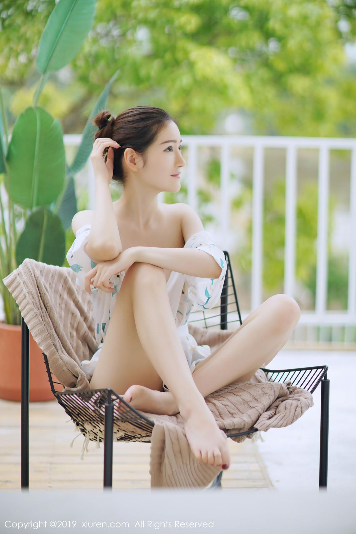 [XiuRen] Vol.1613 Shen Meng Yao 46P, Fair Skin, Shen Meng Yao, Tall, Xiuren
