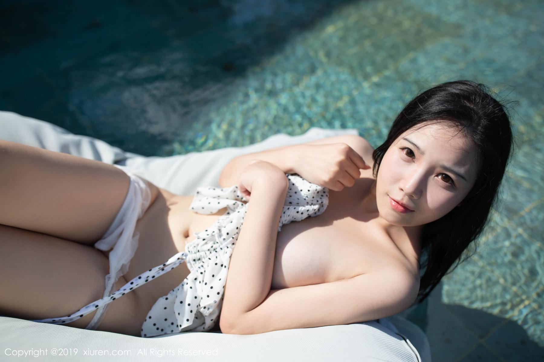 [XiuRen] Vol.1615 Xu Wei Wei 23P, Adult, Swim Pool, Wet, Xiuren, Xu Wei Wei
