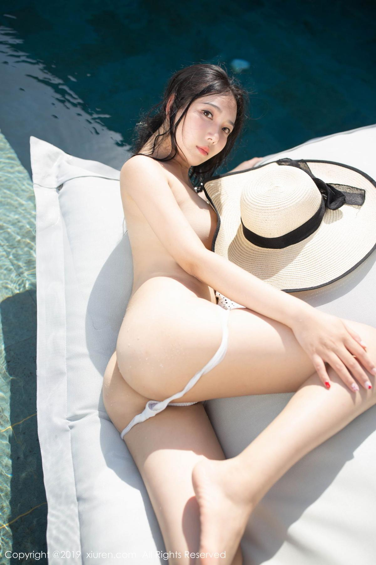 [XiuRen] Vol.1615 Xu Wei Wei 26P, Adult, Swim Pool, Wet, Xiuren, Xu Wei Wei