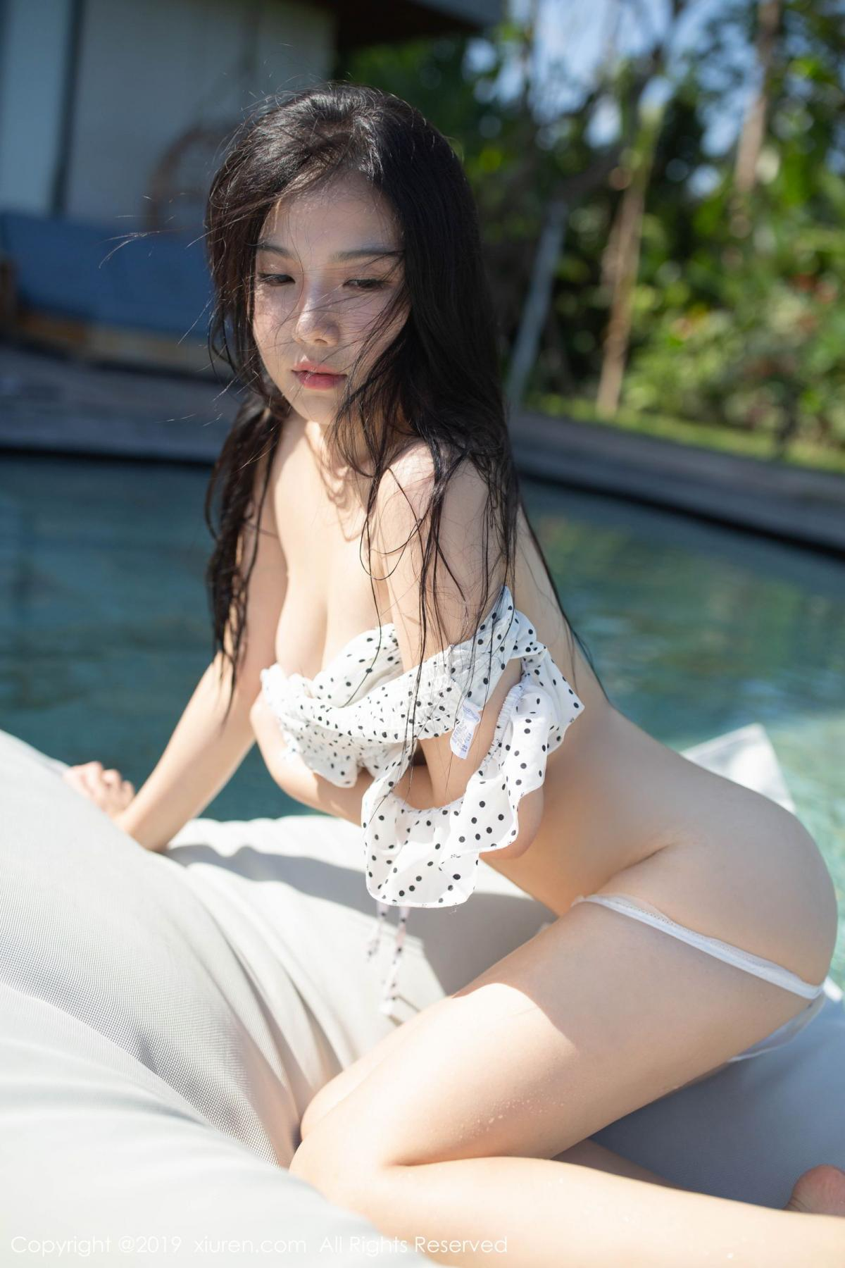 [XiuRen] Vol.1615 Xu Wei Wei 2P, Adult, Swim Pool, Wet, Xiuren, Xu Wei Wei