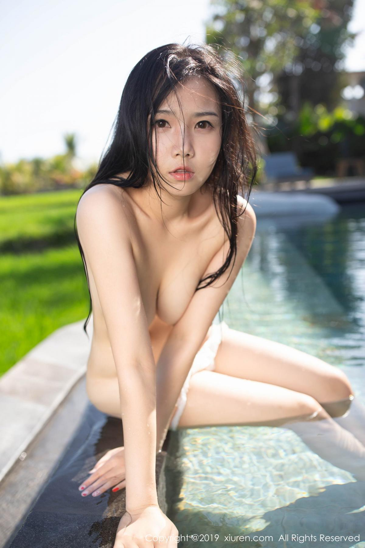 [XiuRen] Vol.1615 Xu Wei Wei 9P, Adult, Swim Pool, Wet, Xiuren, Xu Wei Wei