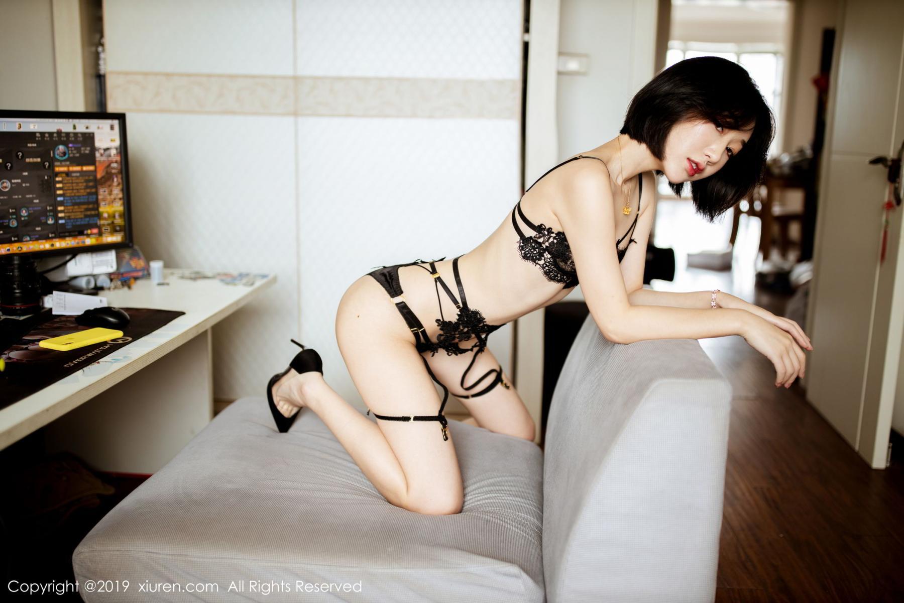 [XiuRen] Vol.1618 Xiao Jiu Yue 11P, Pure, Underwear, Xiao Jiu Yue, Xiuren