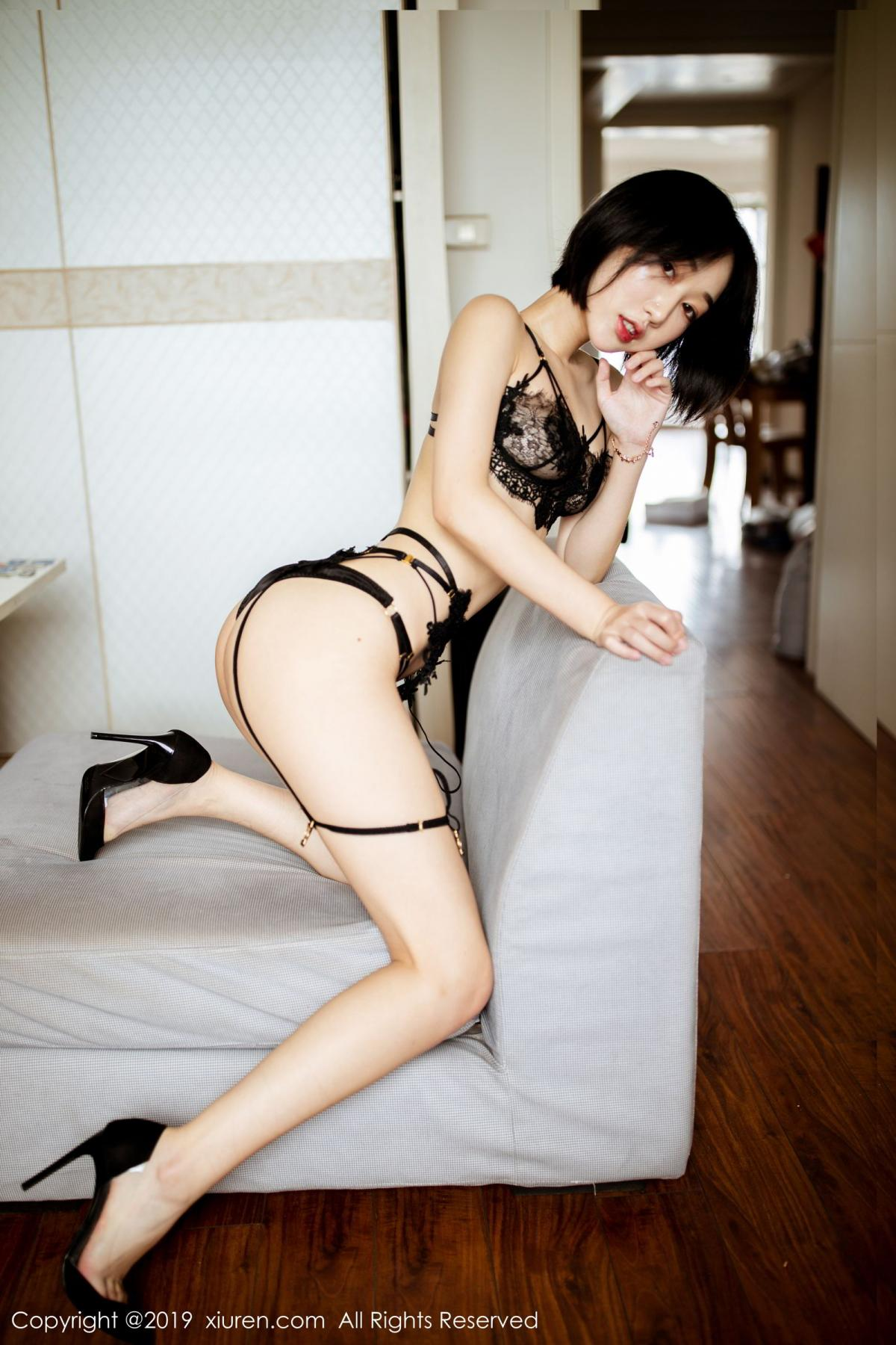 [XiuRen] Vol.1618 Xiao Jiu Yue 15P, Pure, Underwear, Xiao Jiu Yue, Xiuren