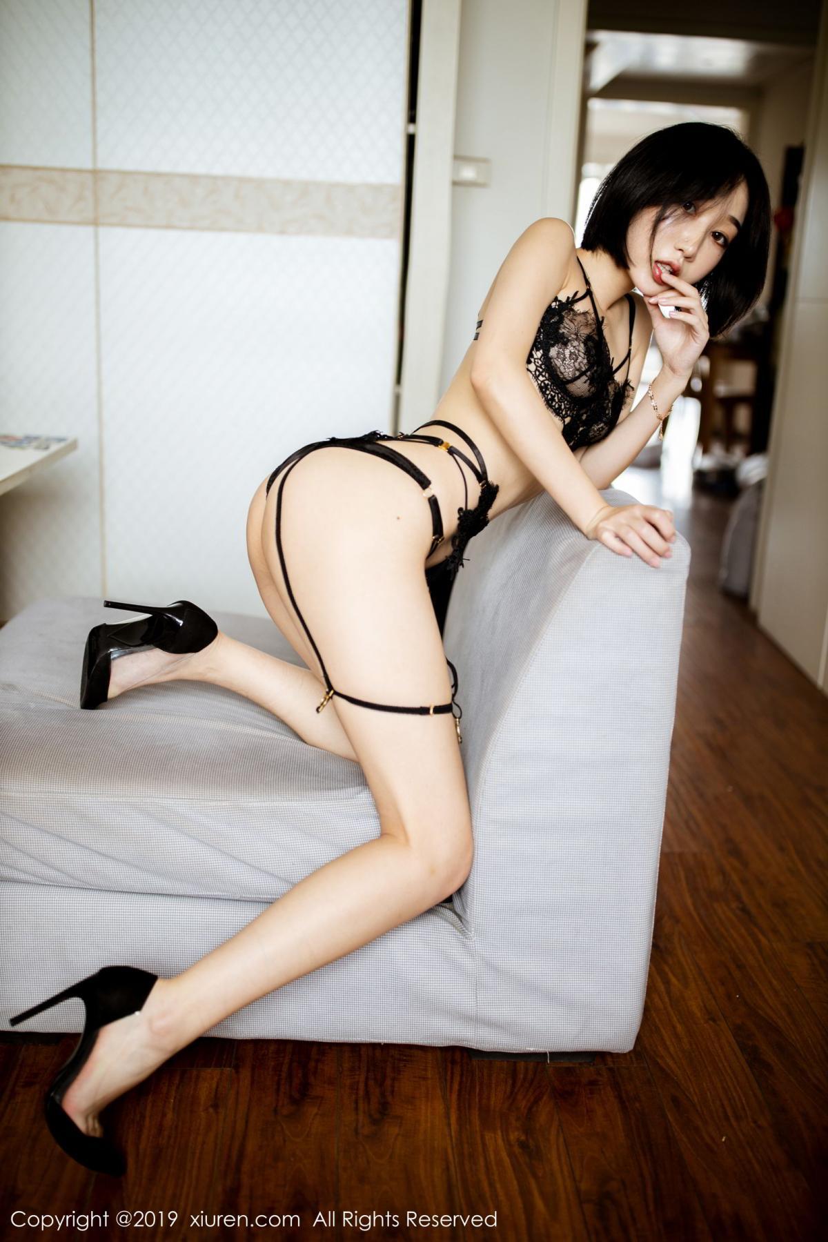 [XiuRen] Vol.1618 Xiao Jiu Yue 17P, Pure, Underwear, Xiao Jiu Yue, Xiuren