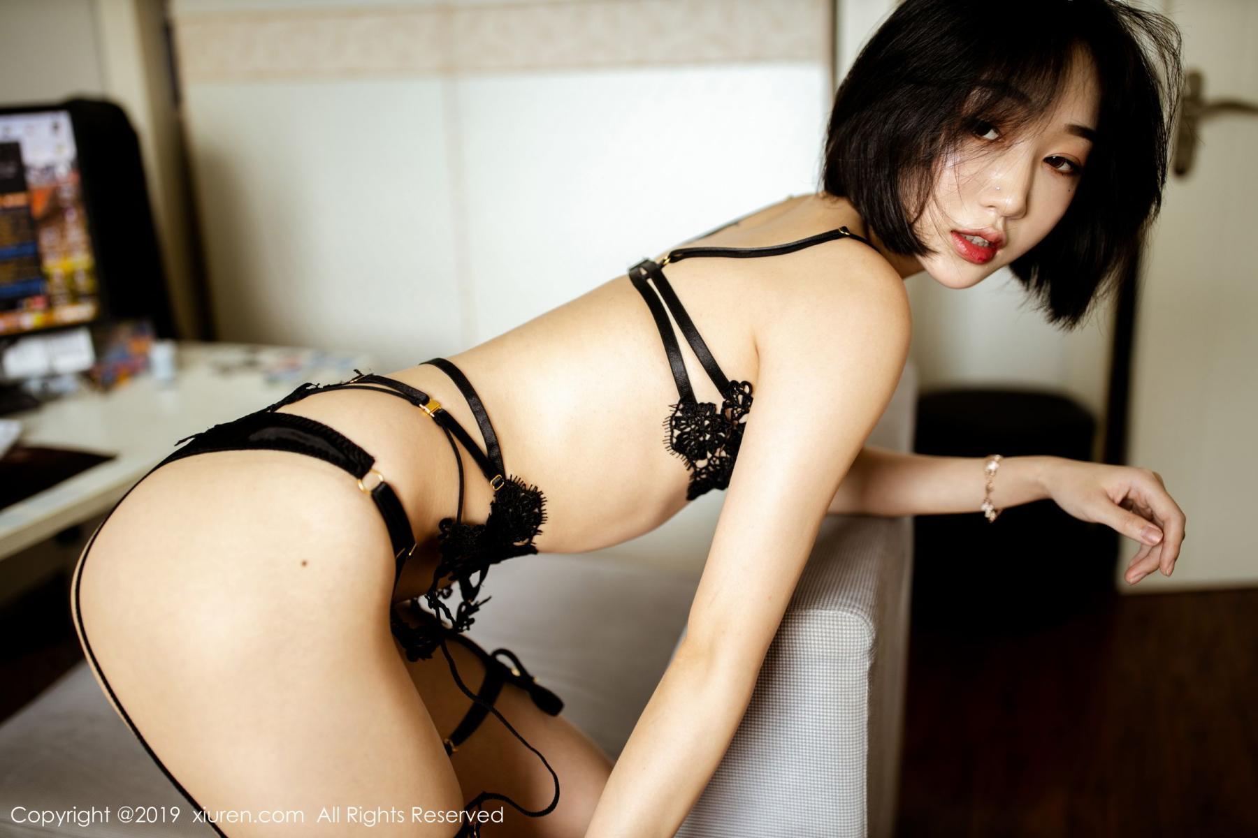 [XiuRen] Vol.1618 Xiao Jiu Yue 46P, Pure, Underwear, Xiao Jiu Yue, Xiuren