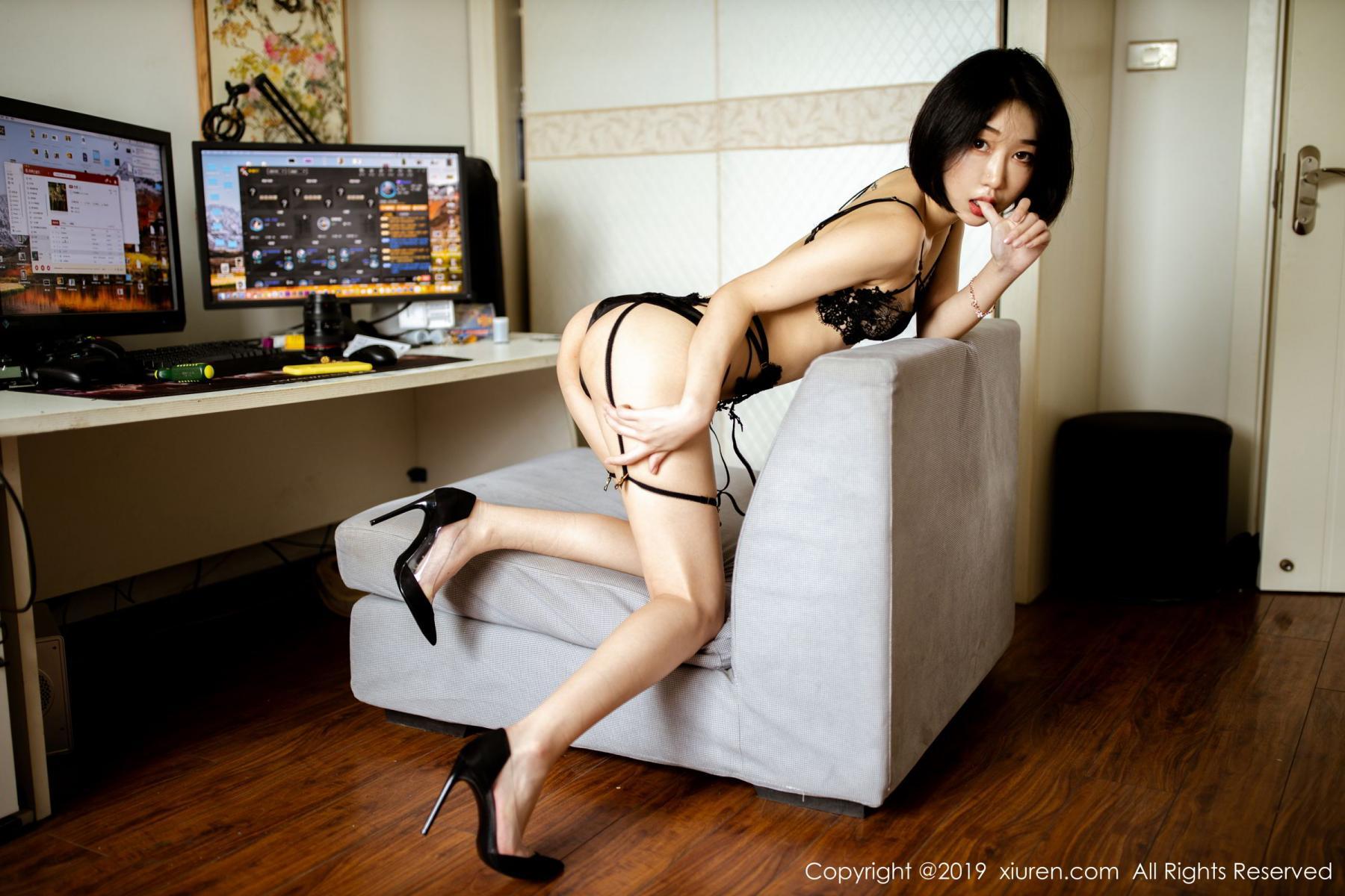 [XiuRen] Vol.1618 Xiao Jiu Yue 49P, Pure, Underwear, Xiao Jiu Yue, Xiuren