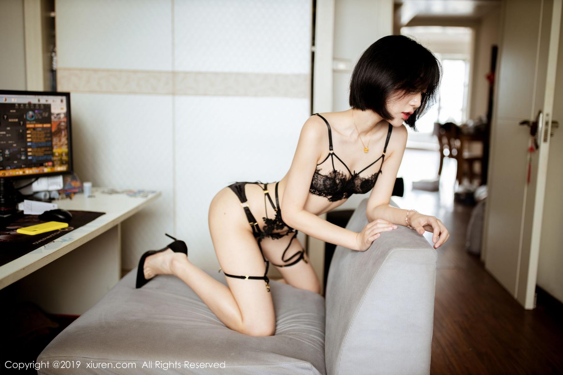 [XiuRen] Vol.1618 Xiao Jiu Yue 7P, Pure, Underwear, Xiao Jiu Yue, Xiuren