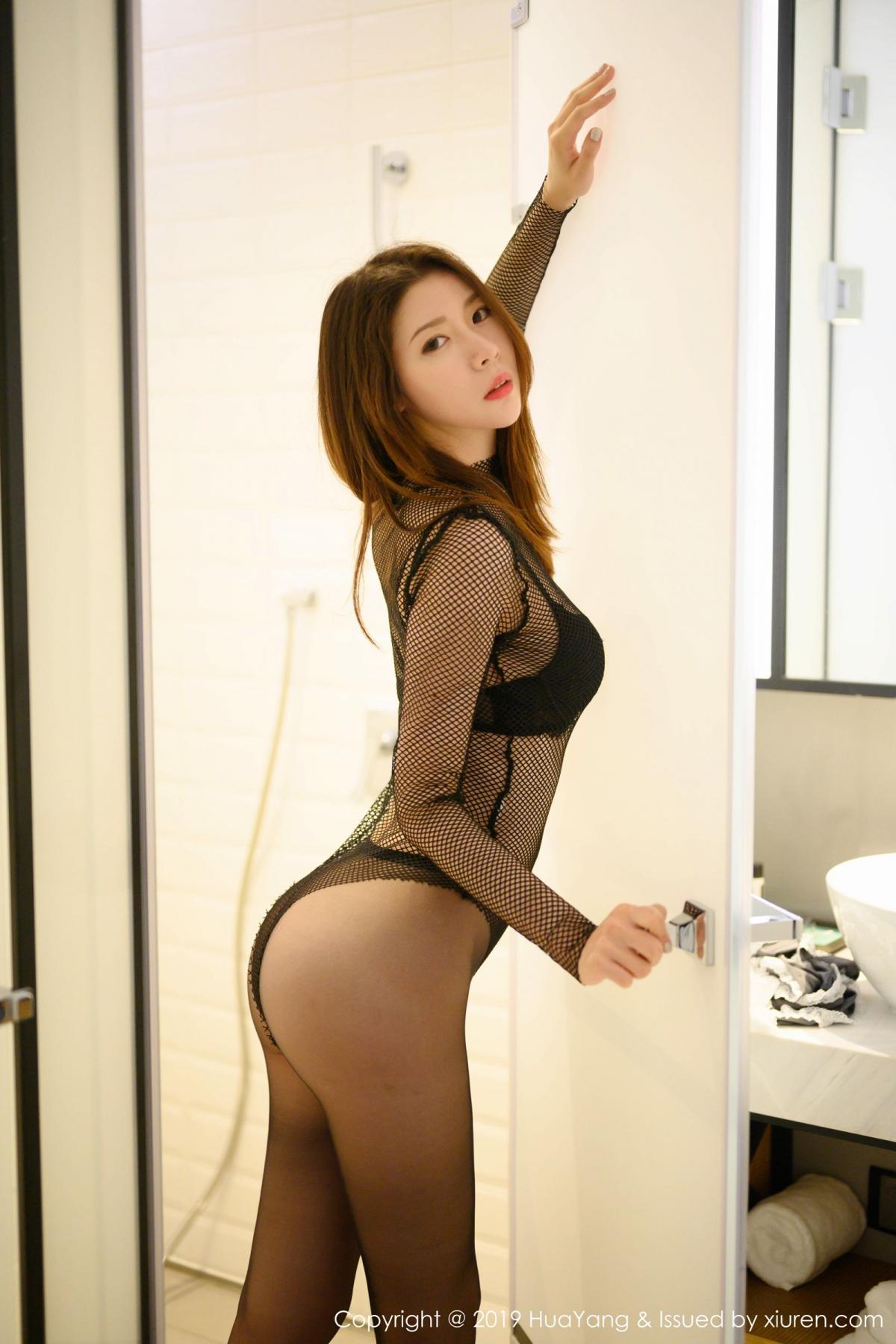 [XiuRen] Vol.162 Meng Xin Yue 11P, Black Silk, Meng Xin Yue, Tall, Underwear, Xiuren