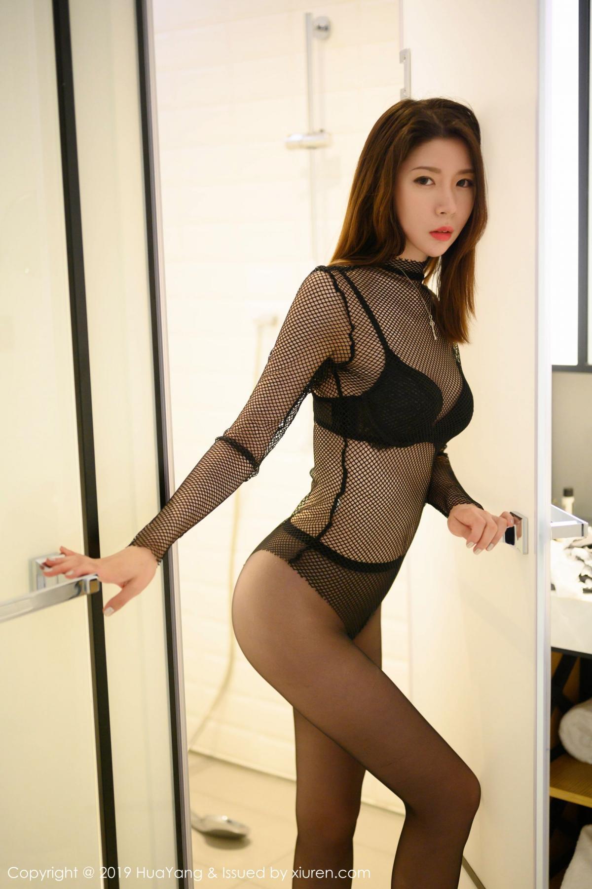 [XiuRen] Vol.162 Meng Xin Yue 12P, Black Silk, Meng Xin Yue, Tall, Underwear, Xiuren