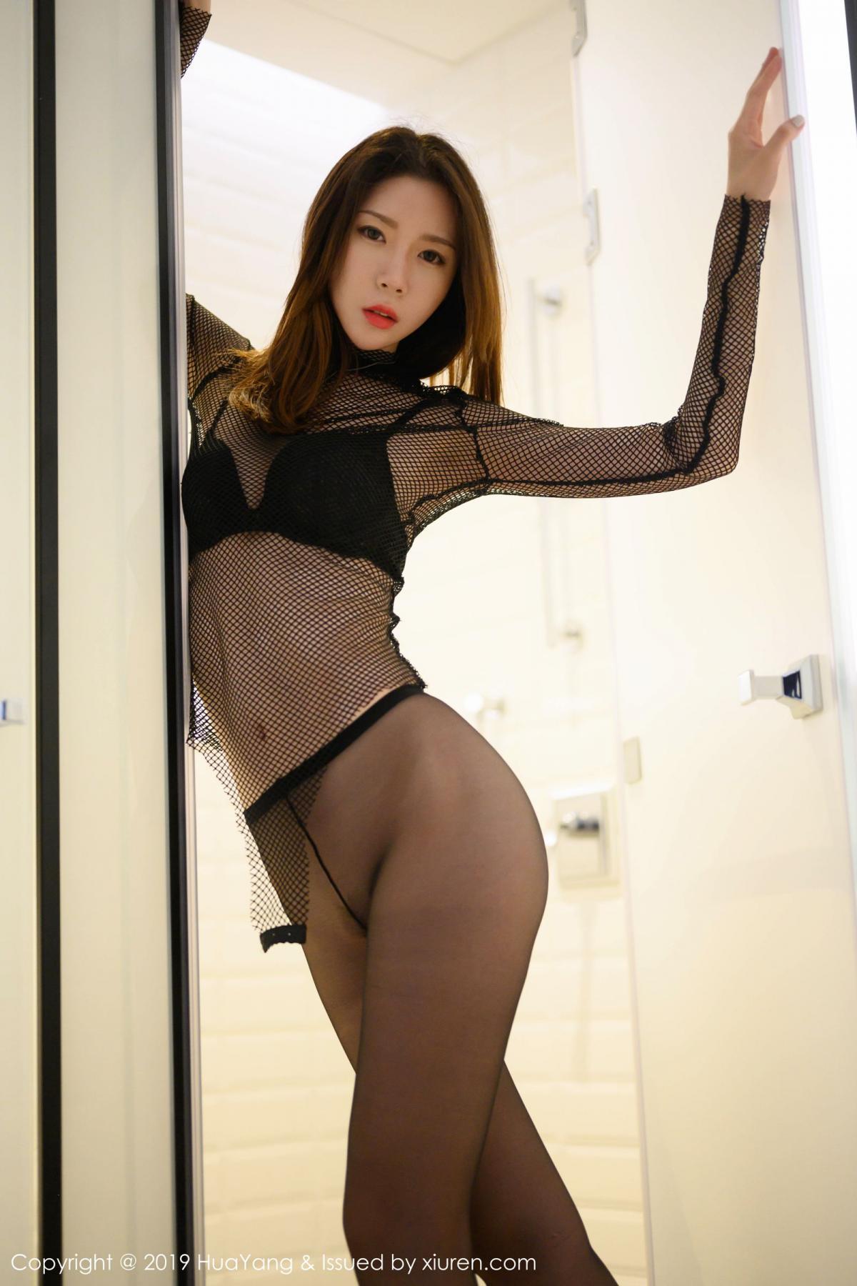 [XiuRen] Vol.162 Meng Xin Yue 28P, Black Silk, Meng Xin Yue, Tall, Underwear, Xiuren