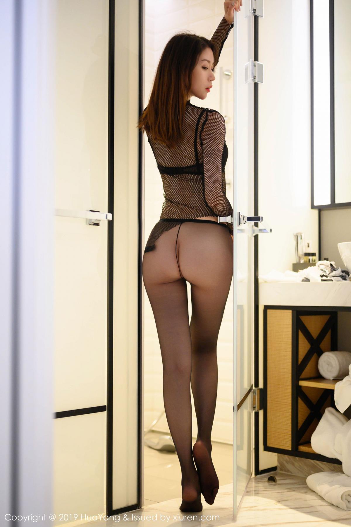 [XiuRen] Vol.162 Meng Xin Yue 33P, Black Silk, Meng Xin Yue, Tall, Underwear, Xiuren