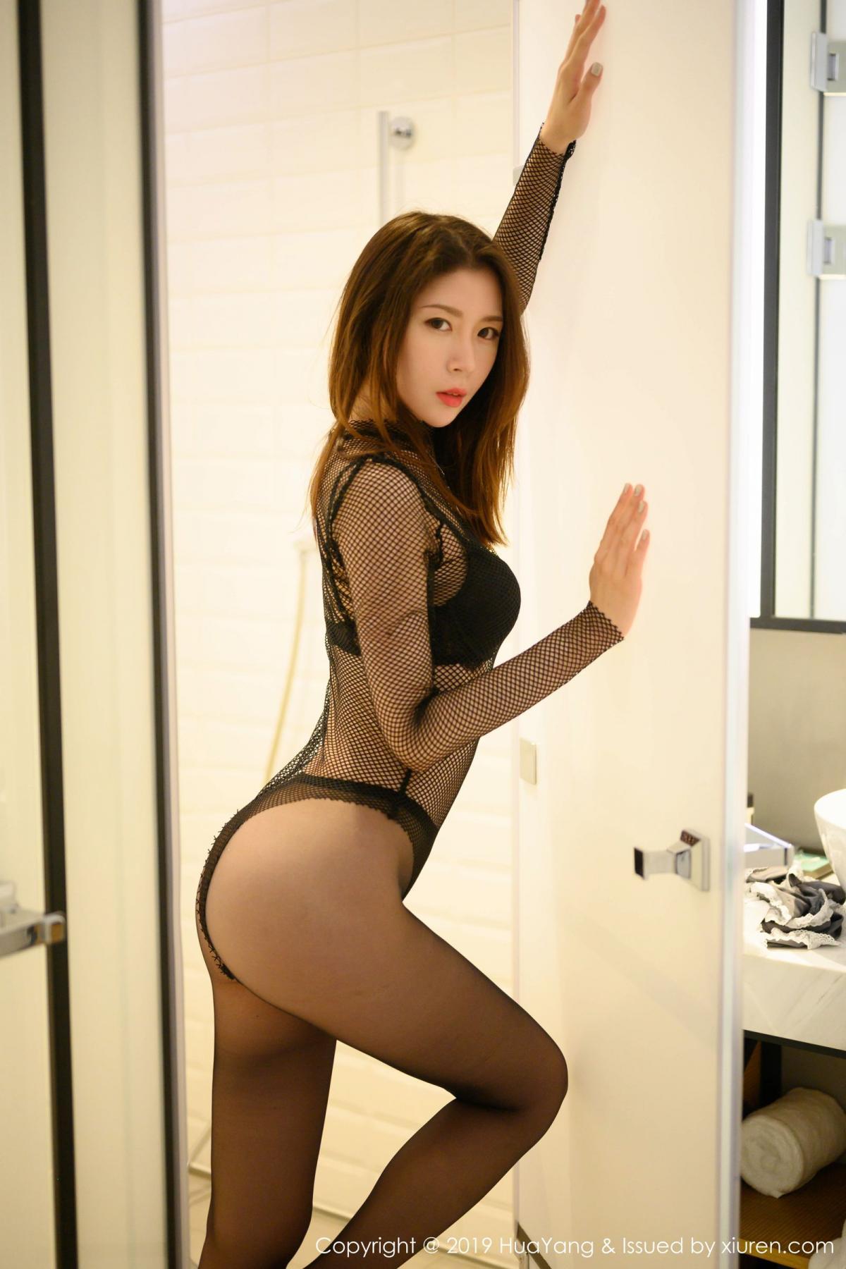 [XiuRen] Vol.162 Meng Xin Yue 3P, Black Silk, Meng Xin Yue, Tall, Underwear, Xiuren