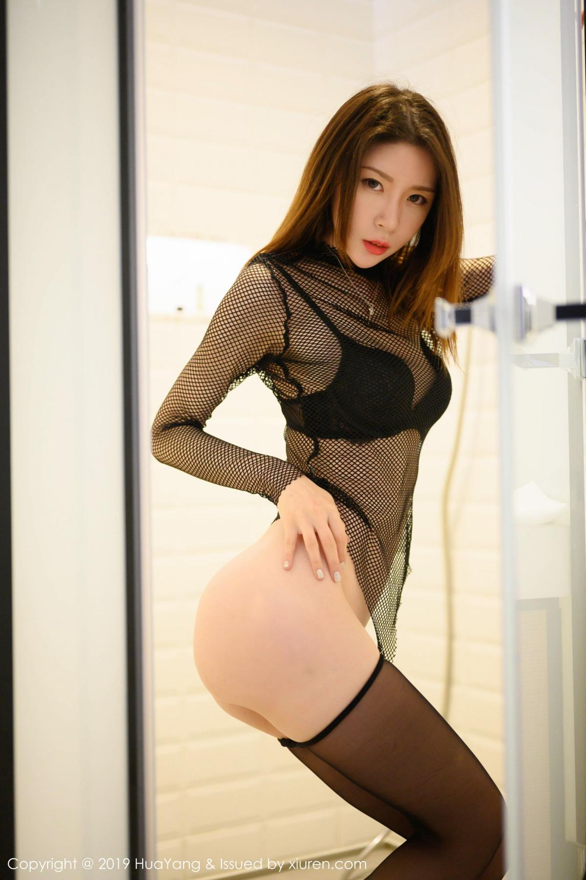 [XiuRen] Vol.162 Meng Xin Yue 60P, Black Silk, Meng Xin Yue, Tall, Underwear, Xiuren