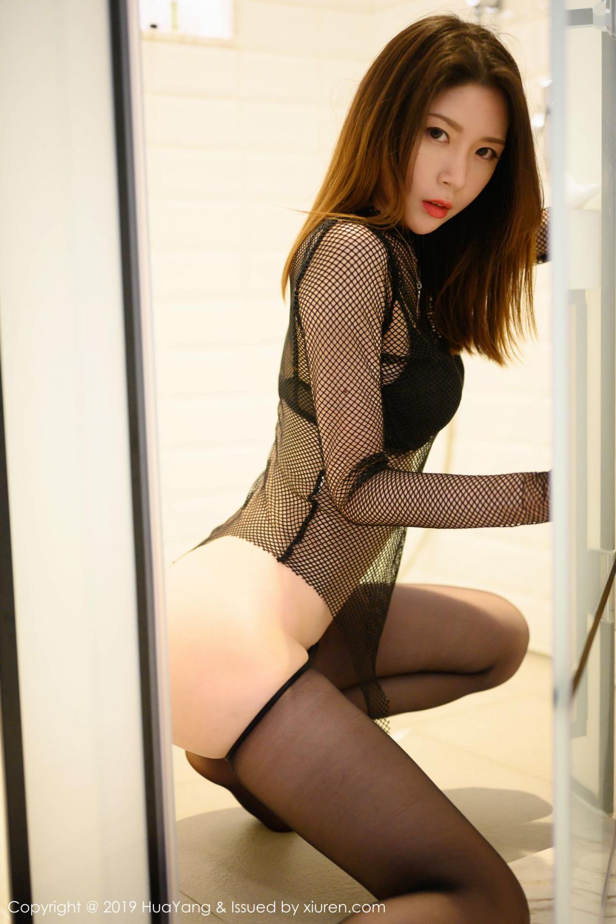 [XiuRen] Vol.162 Meng Xin Yue 63P, Black Silk, Meng Xin Yue, Tall, Underwear, Xiuren