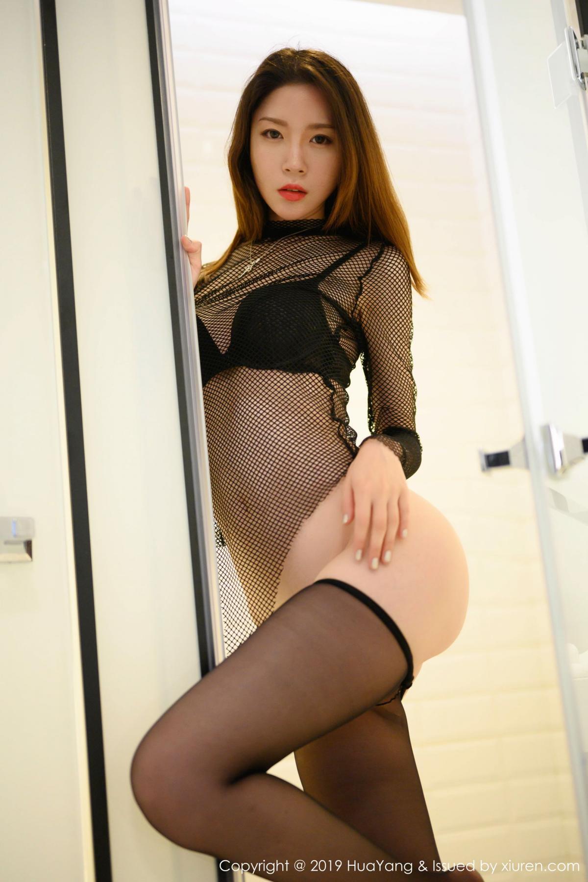 [XiuRen] Vol.162 Meng Xin Yue 64P, Black Silk, Meng Xin Yue, Tall, Underwear, Xiuren