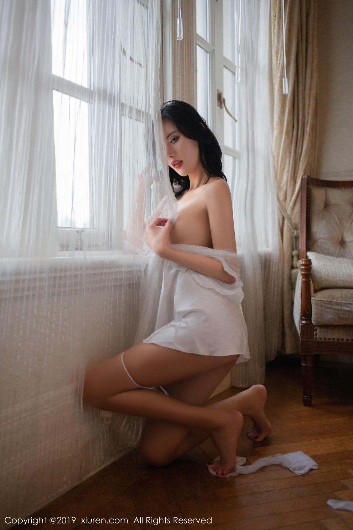 [XiuRen] Vol.1624 Jiu Shi A Zhu 25P, Jiu Shi A Zhu, Underwear, Xiuren