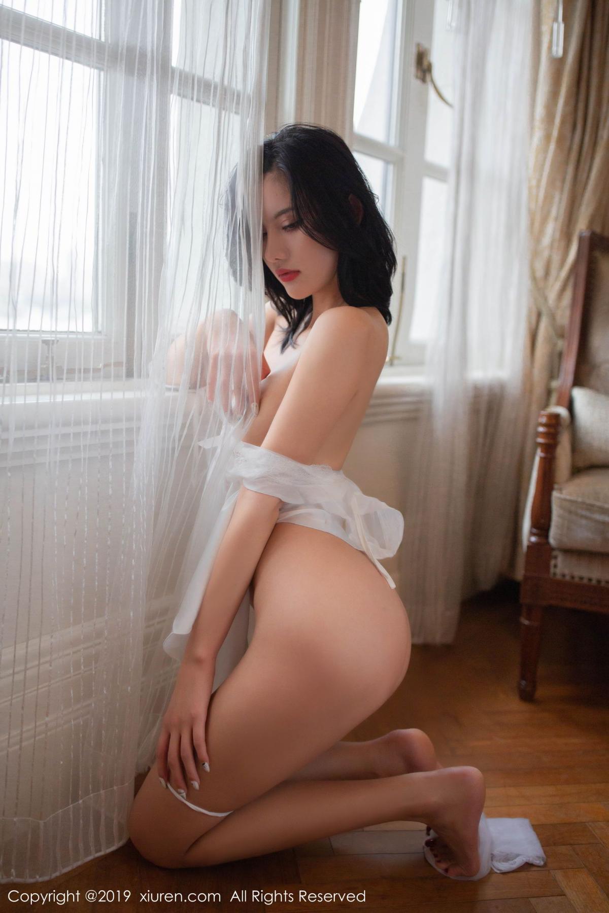 [XiuRen] Vol.1624 Jiu Shi A Zhu 26P, Jiu Shi A Zhu, Underwear, Xiuren